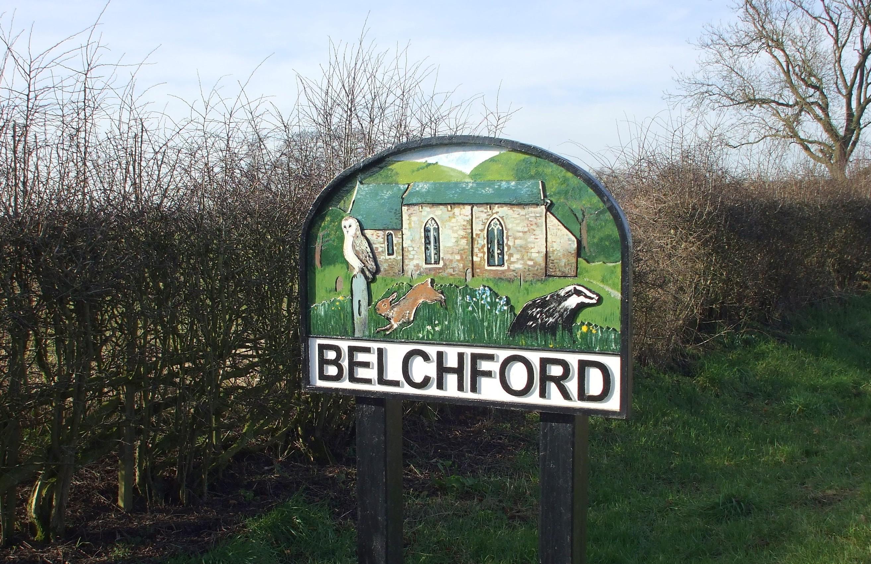 Belchford sign