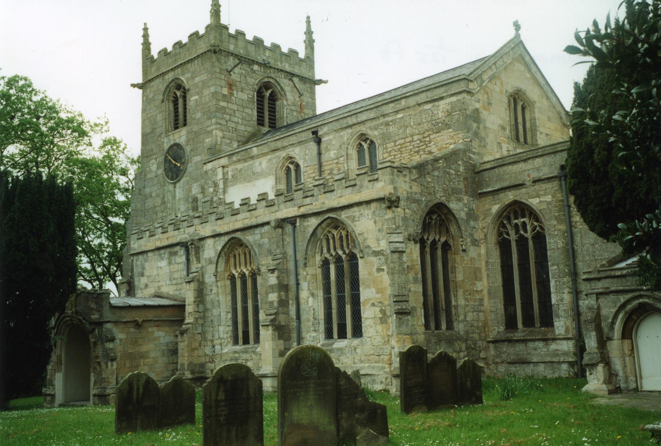 Belton All Saints parish church