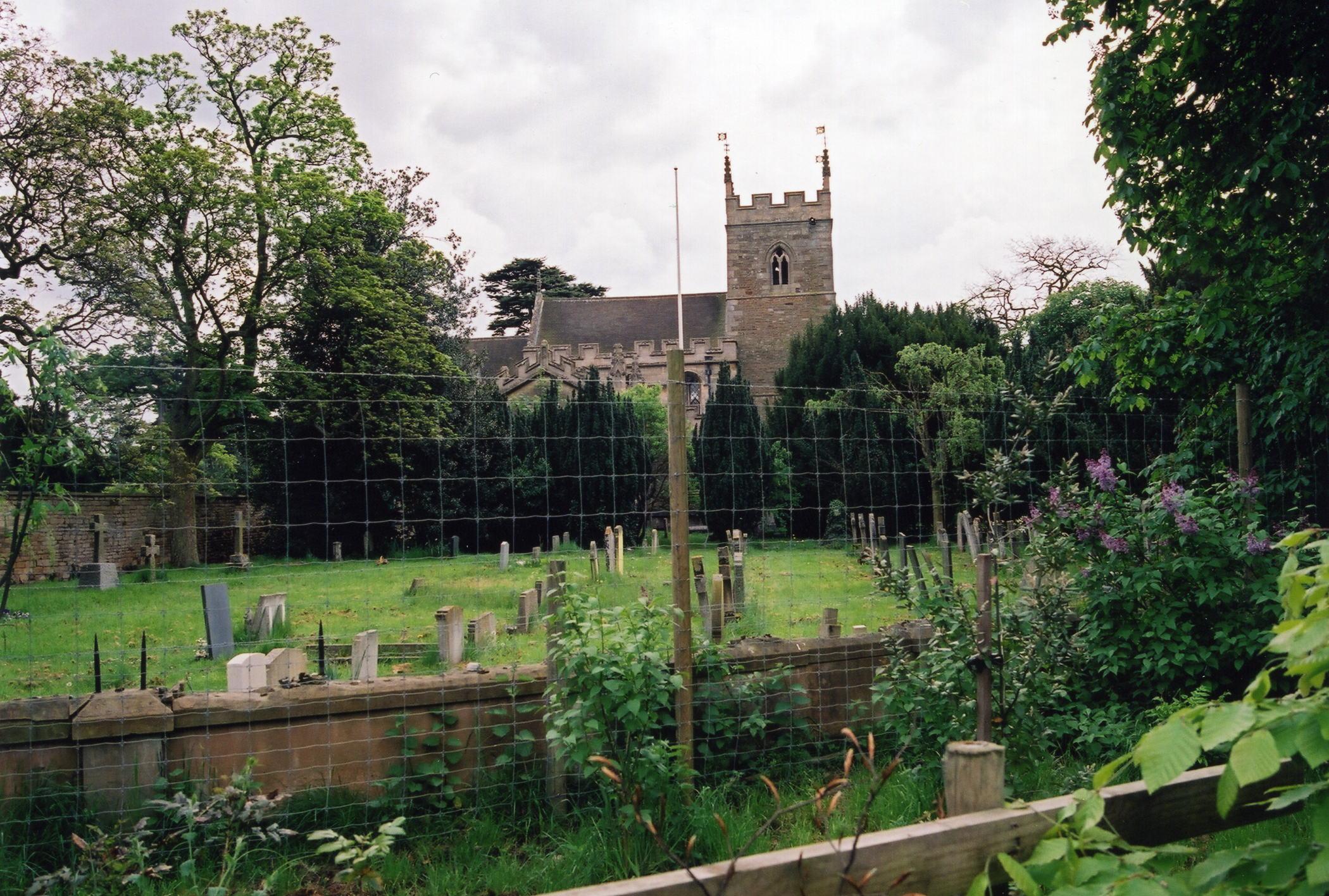 Belton Saint Peter parish church