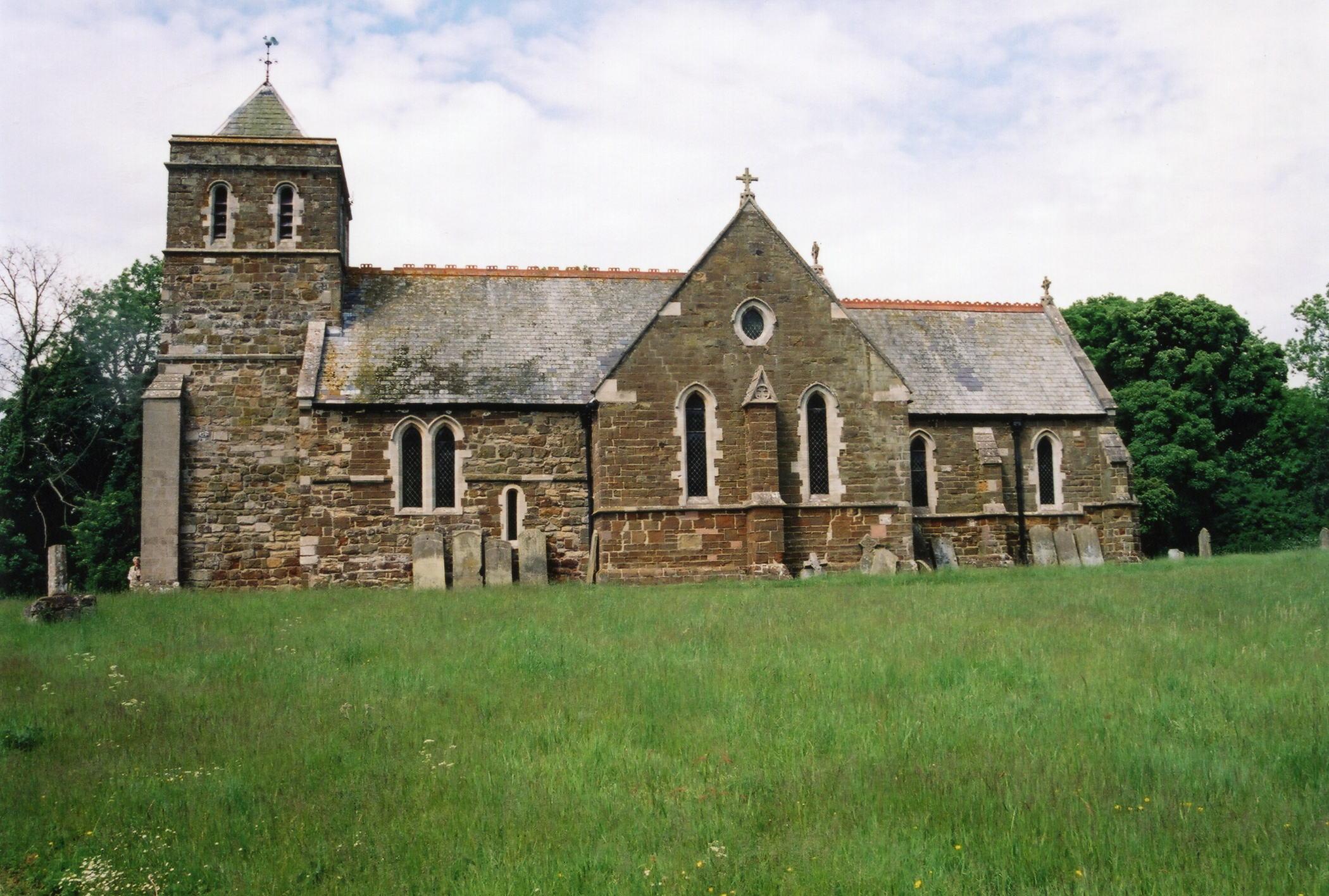 Benniworth St. Julian church