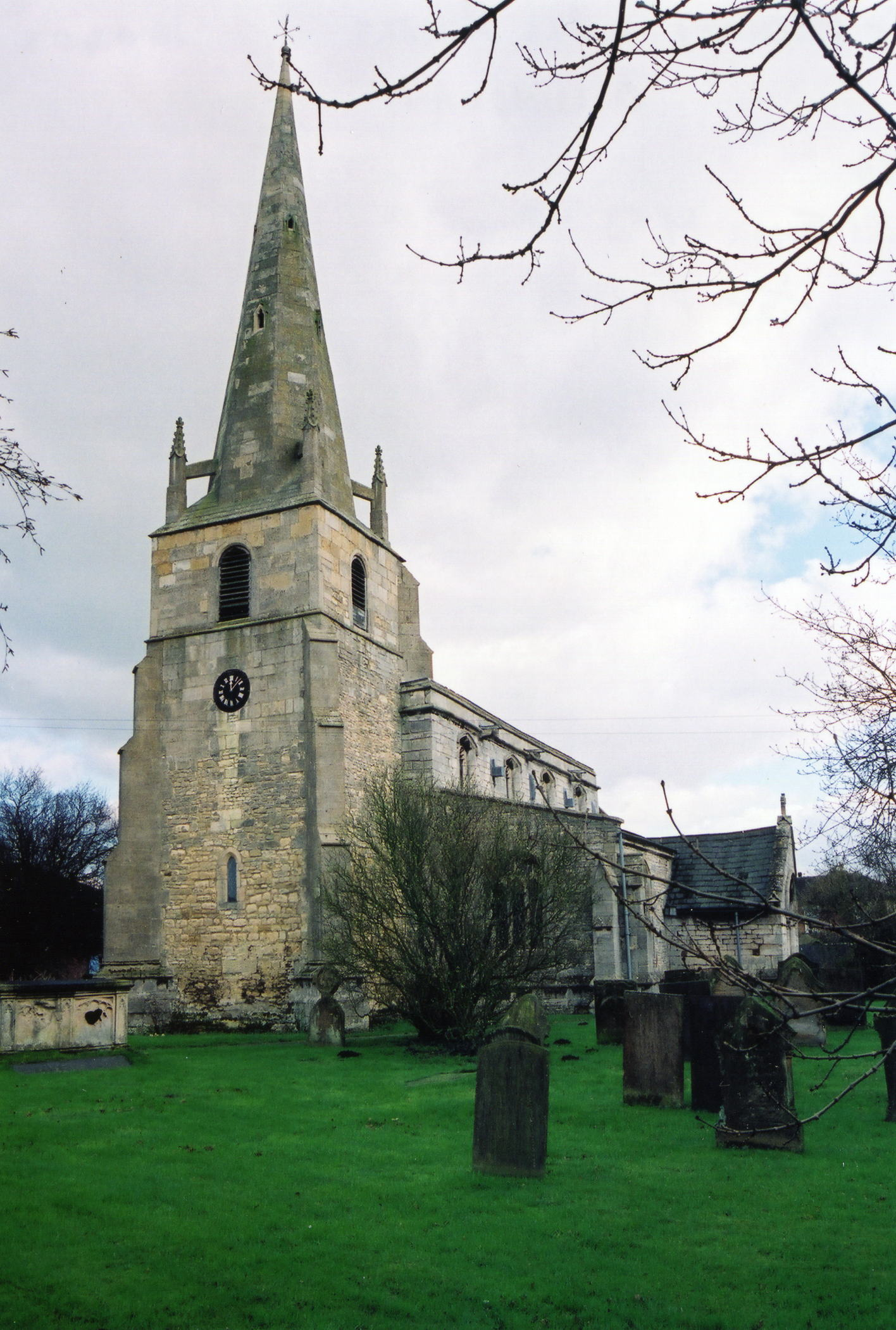 Billinghay St. Michael parish church