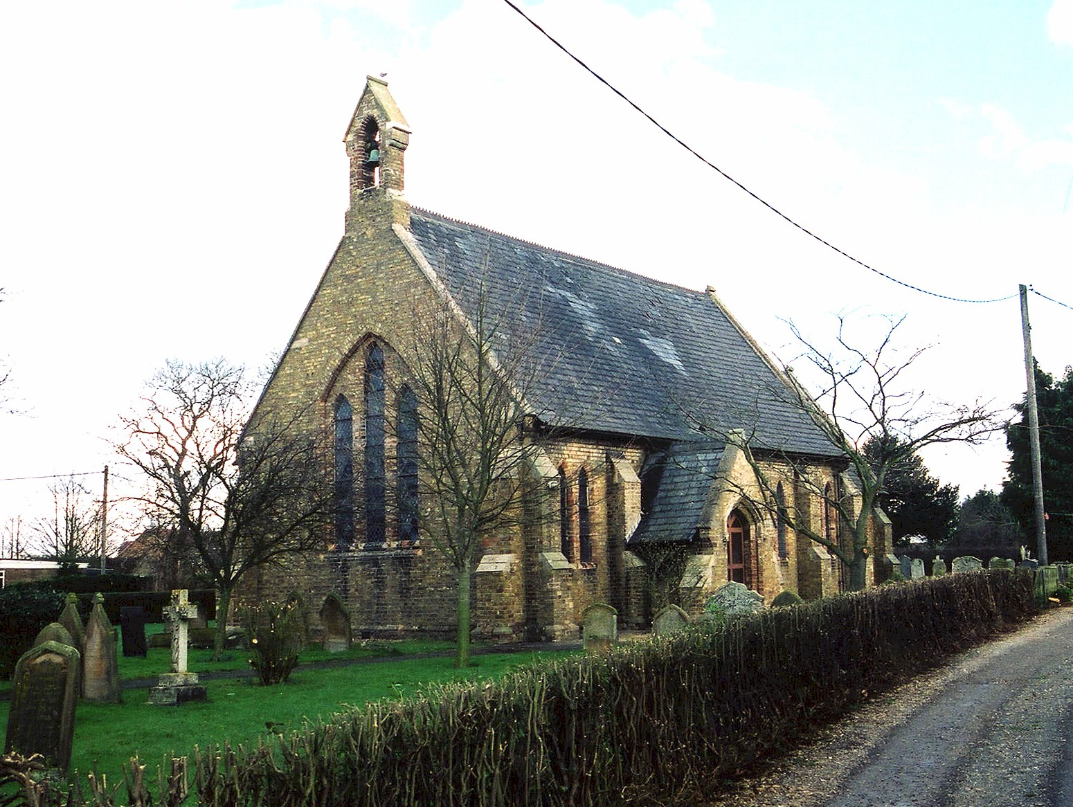 Billinghay St. Oswald Church