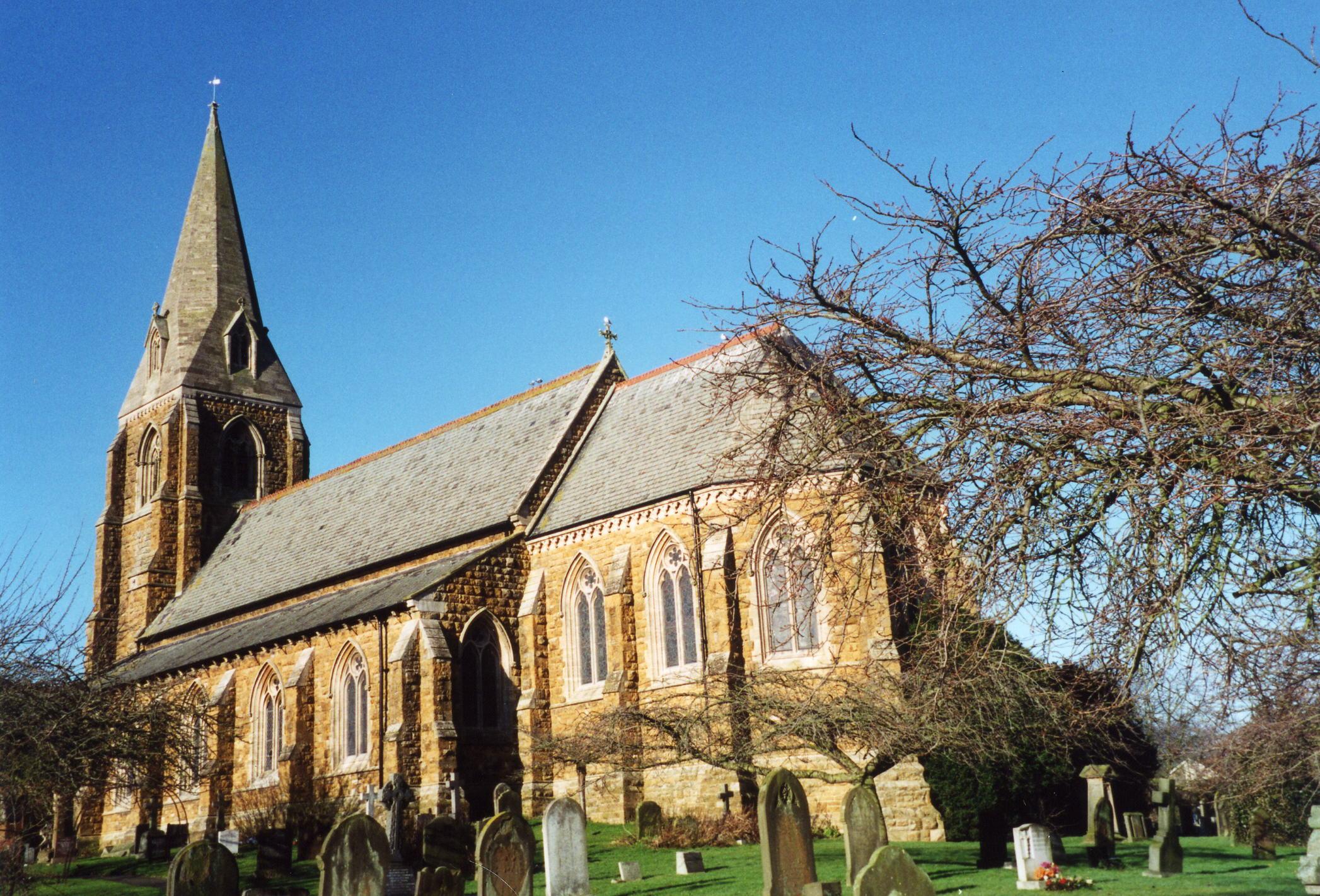 Binbrook Sts. Mary and Gabriel parish church