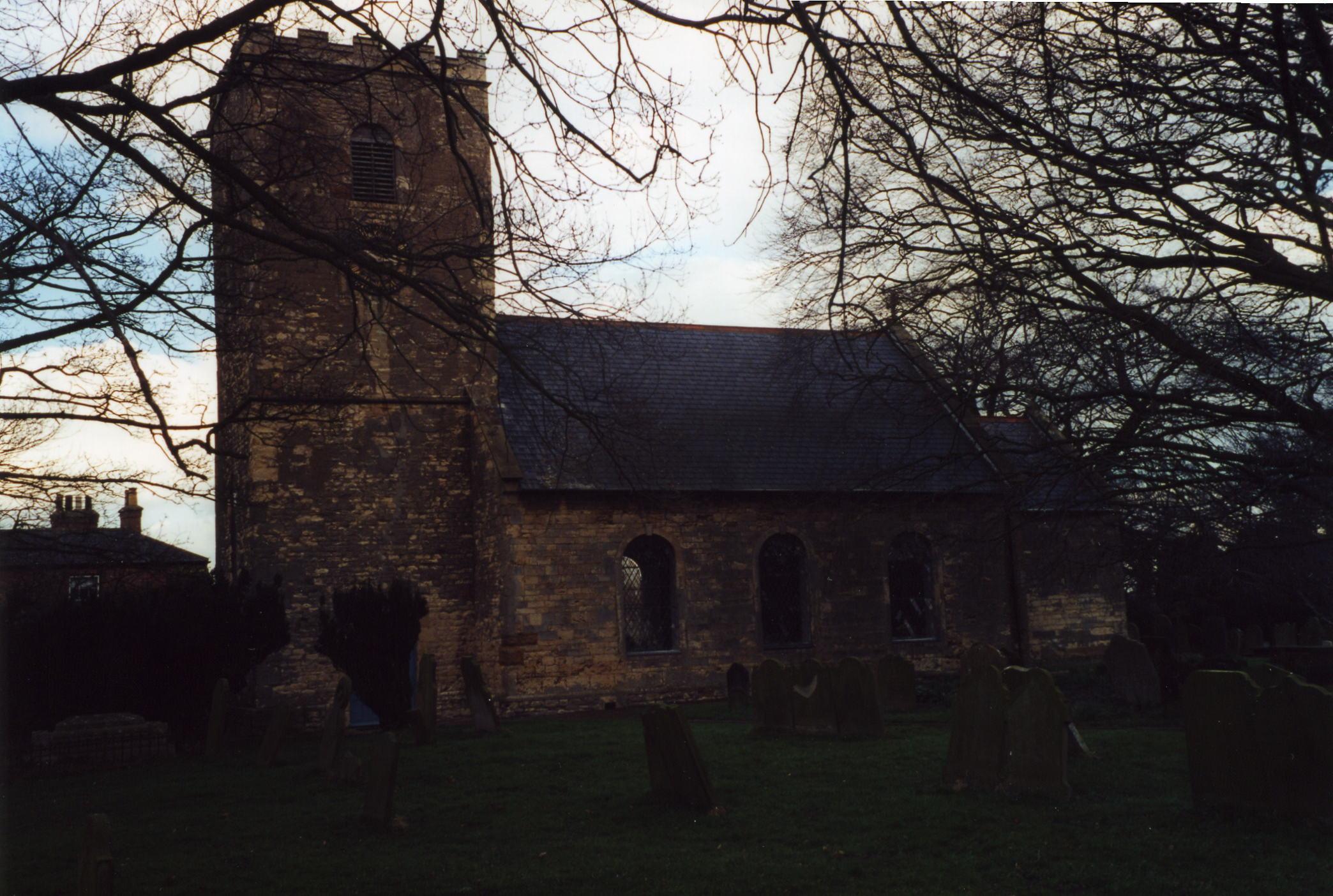 Bishop Norton St. Peter parish church