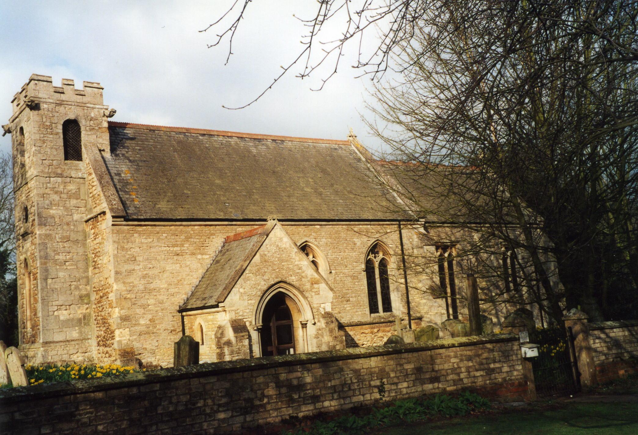 Blyborough St. Alkmond parish church