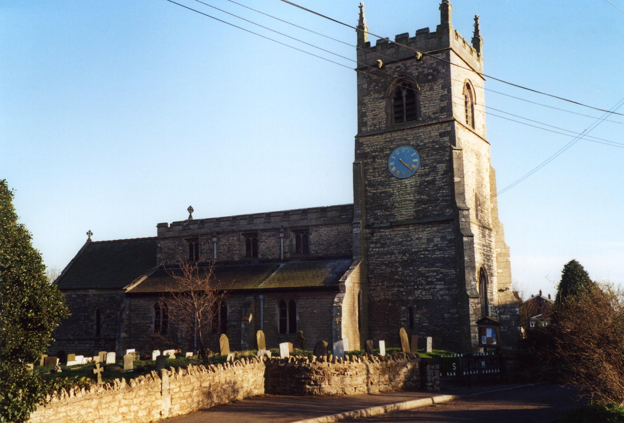 Blyton St. Martin parish church