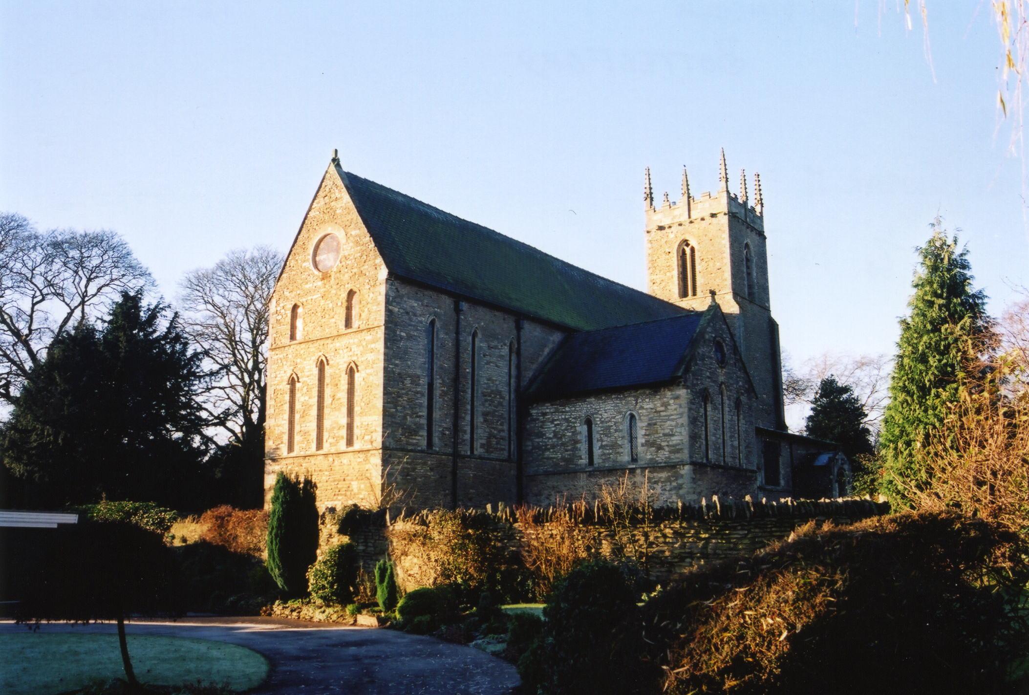 Bottesford St. Peter parish church