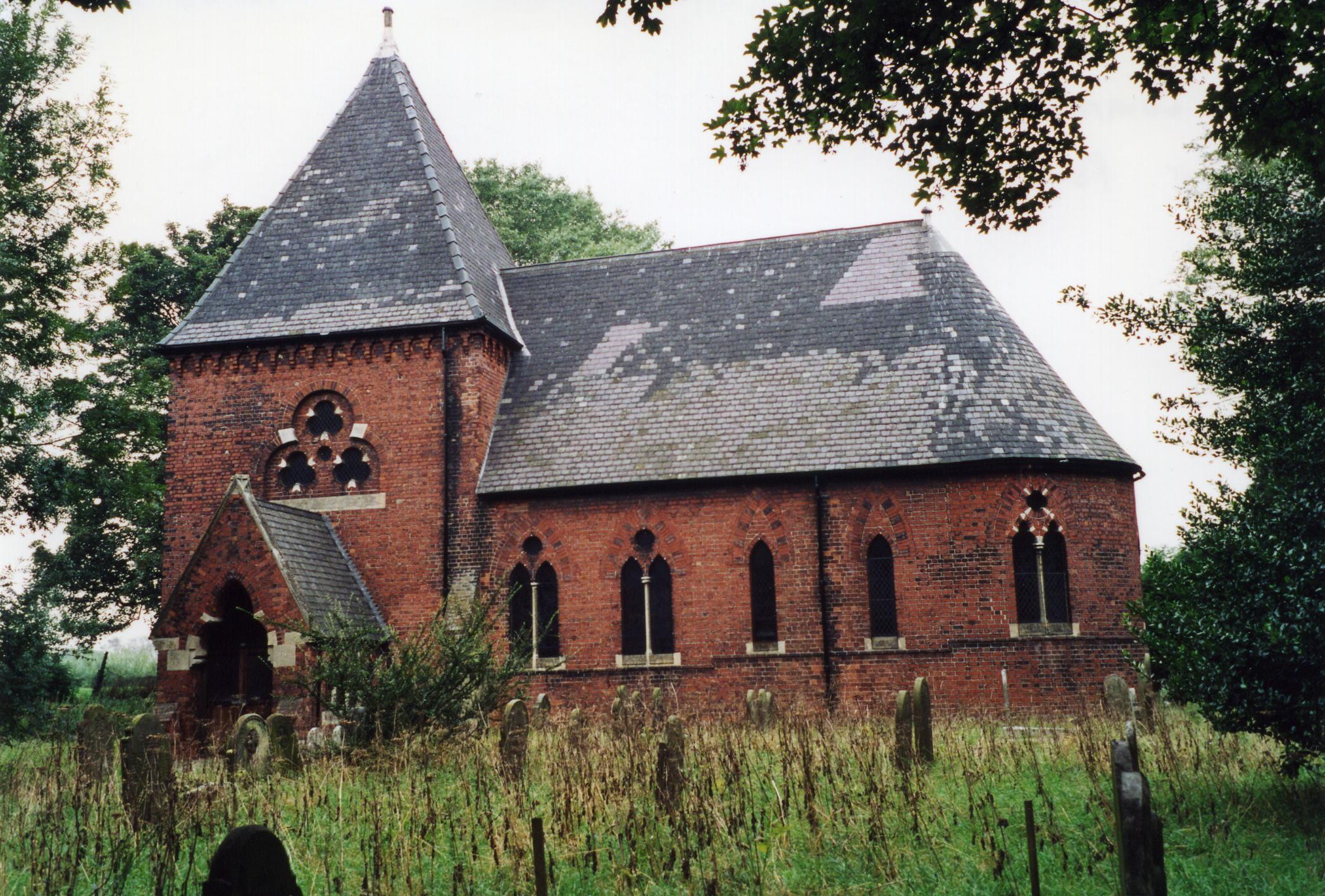 Burringham St. John parish church