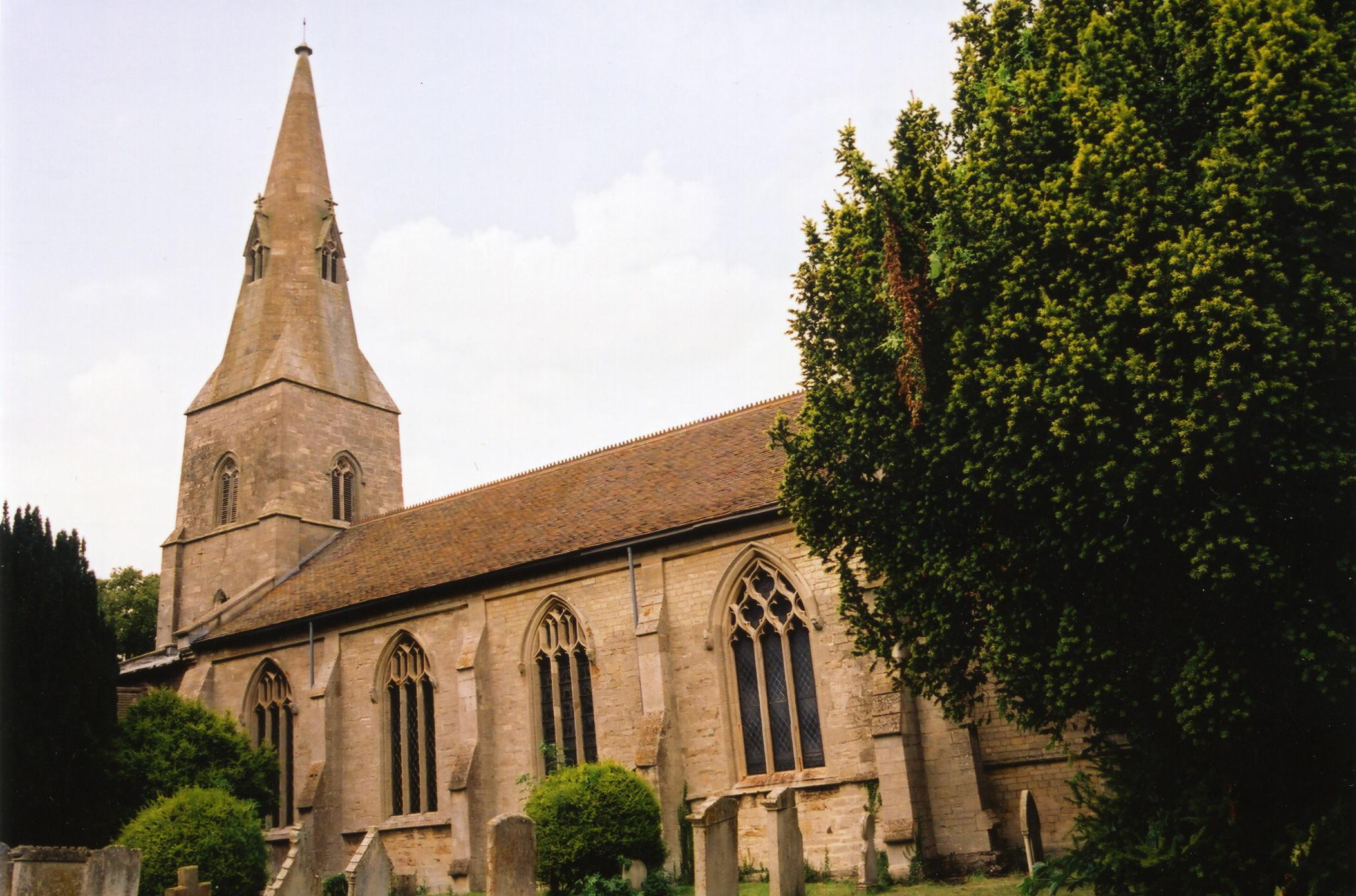 Braceborough St. Margaret parish church