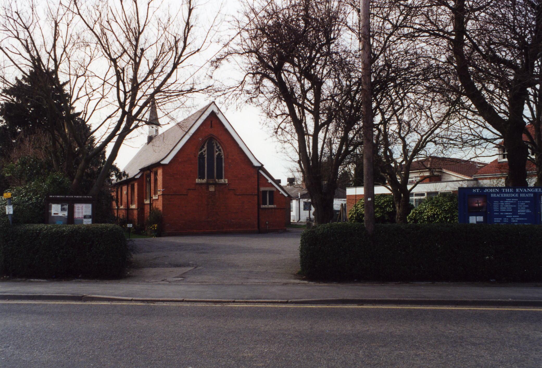 Bracebridge Heath St. John chapel