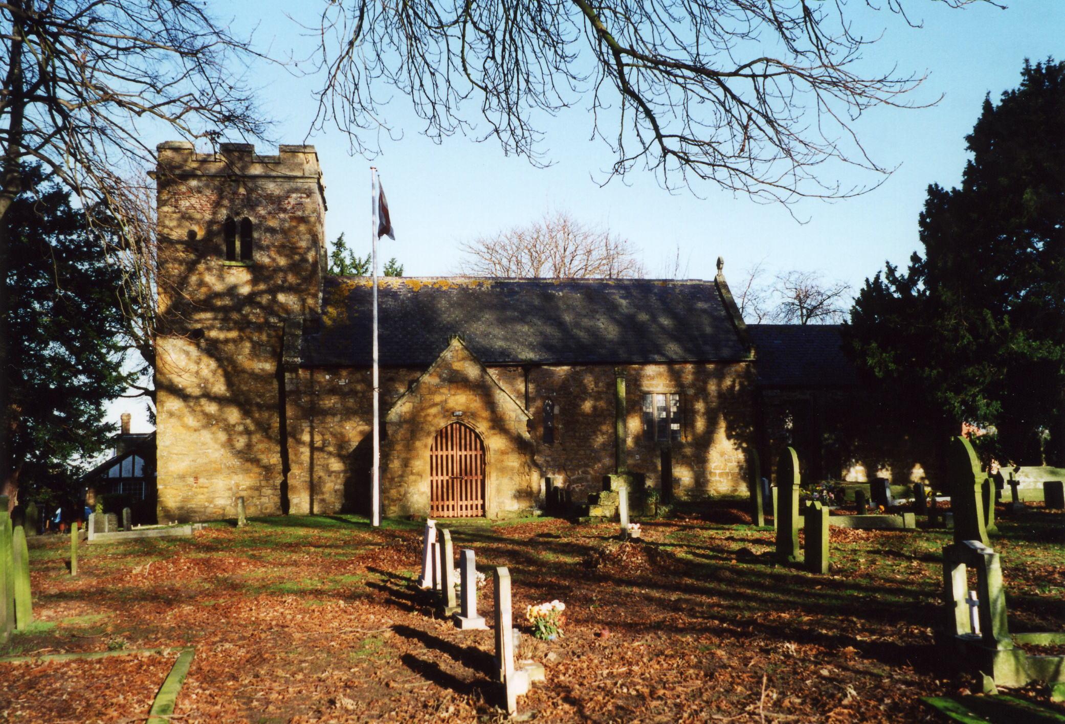 Bradley St. George parish church