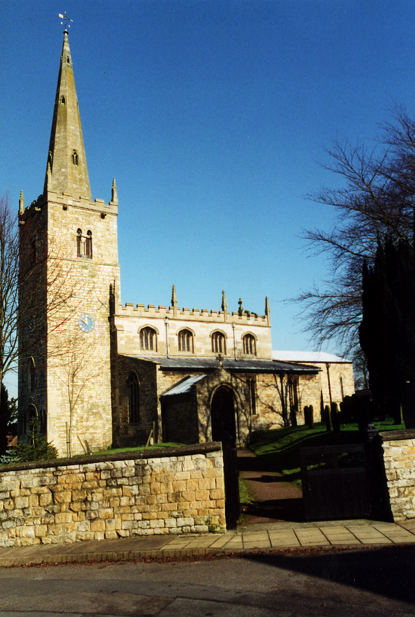 Branston All Saints Church