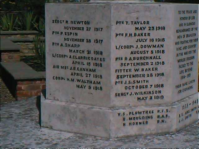 Memorial side 6
