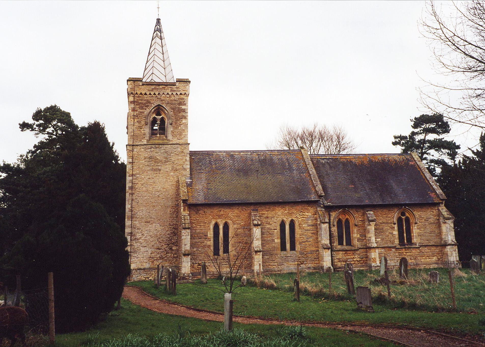 St. Cuthbert parish church