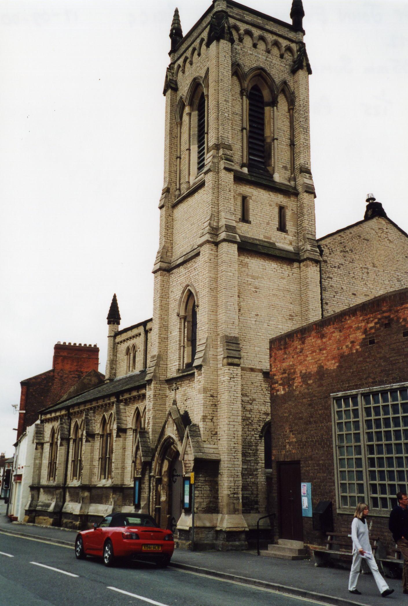 Brigg St. John Evang.