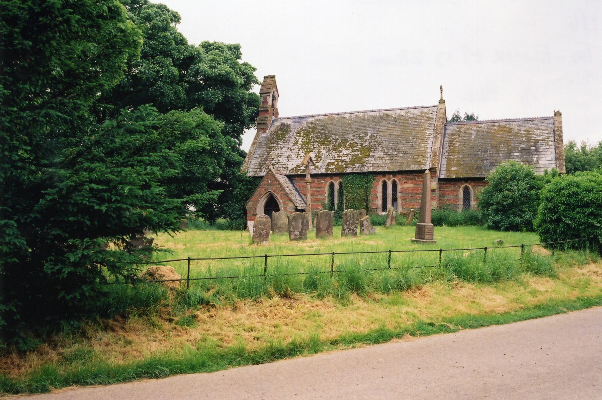 Brinkhill St. Philip parish church