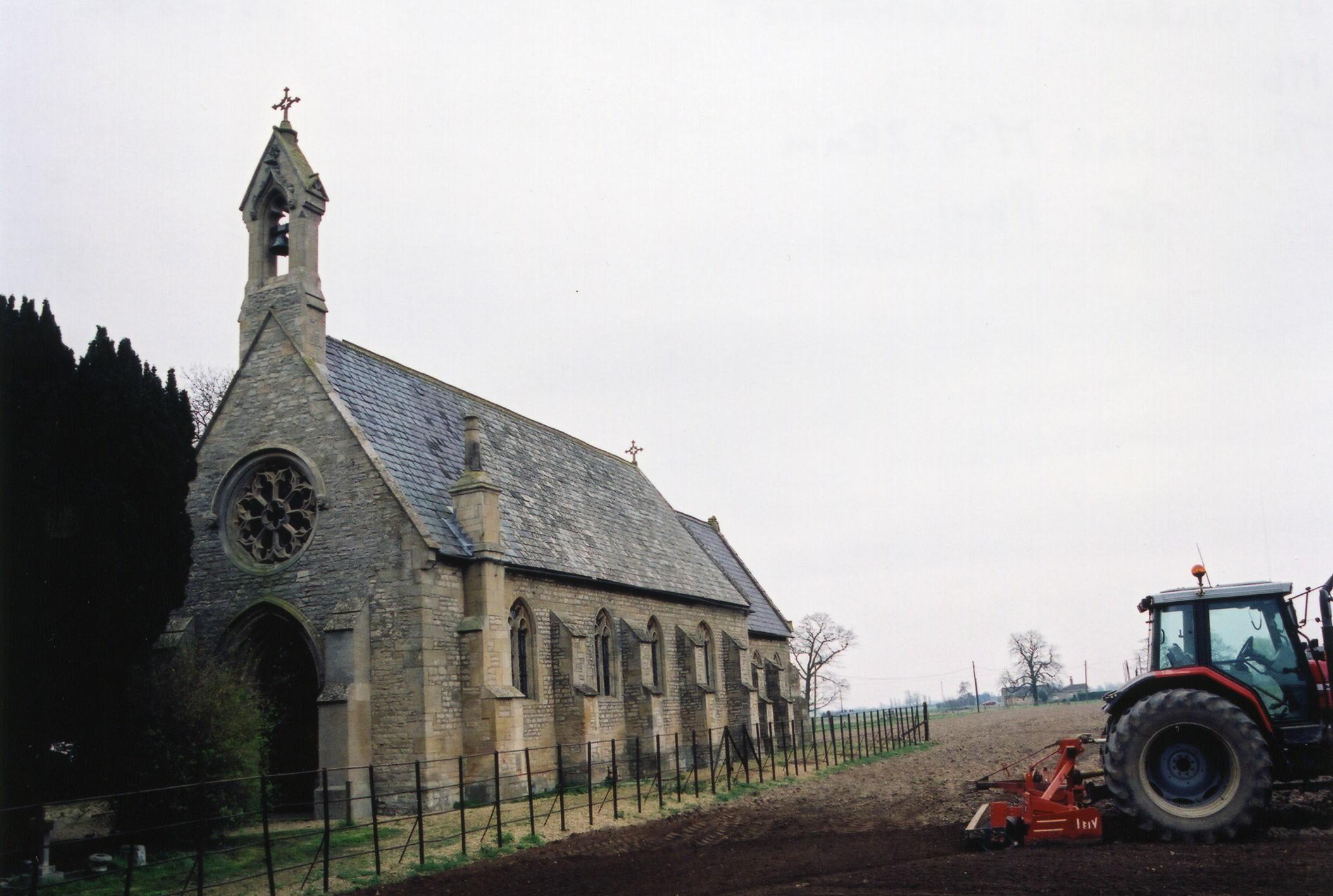 Brothertoft St. Gilbert parish church