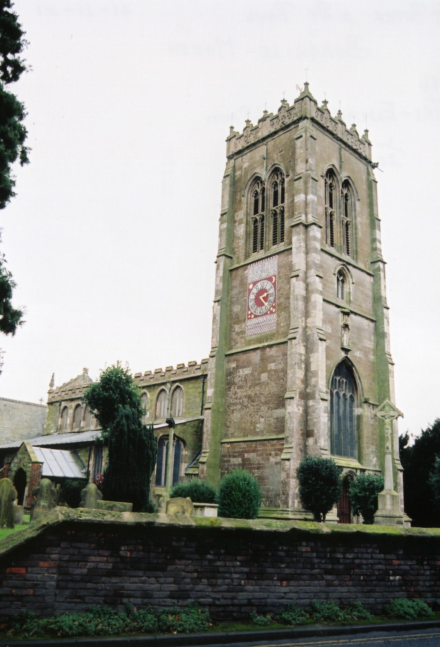 Burgh le Marsh Church