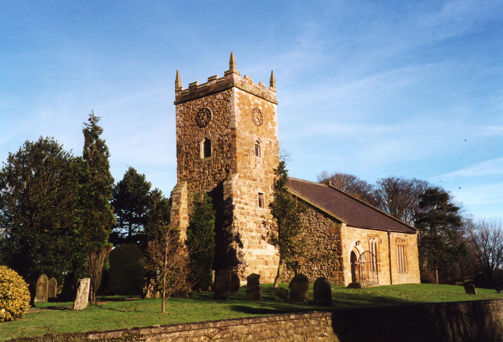 St. Helen's parish church