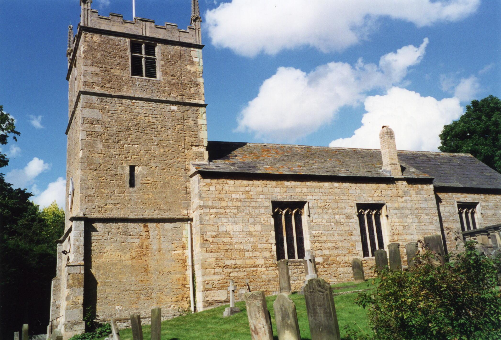 Burton St. Vincent parish church