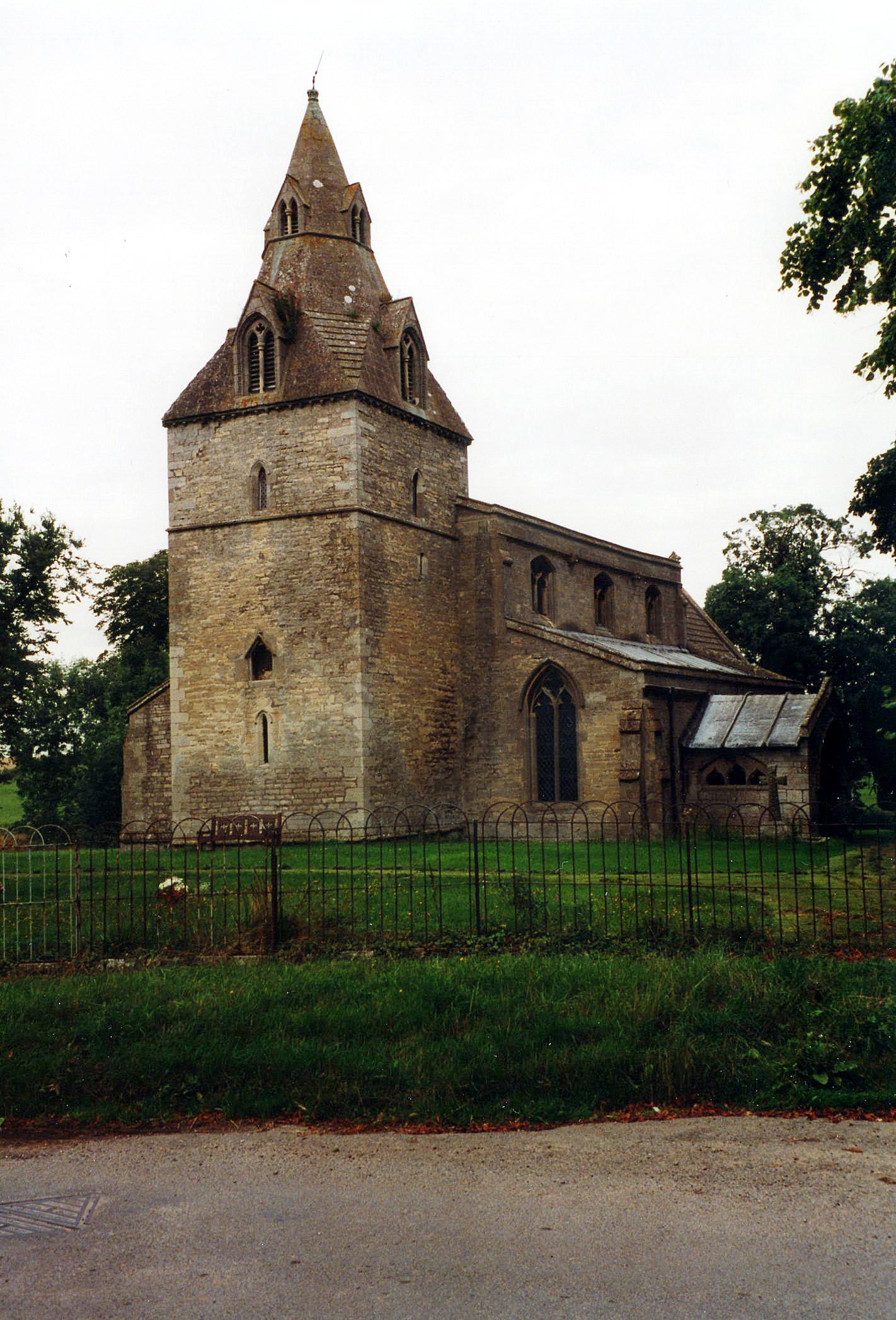 Burton Coggles St. Thomas parish church