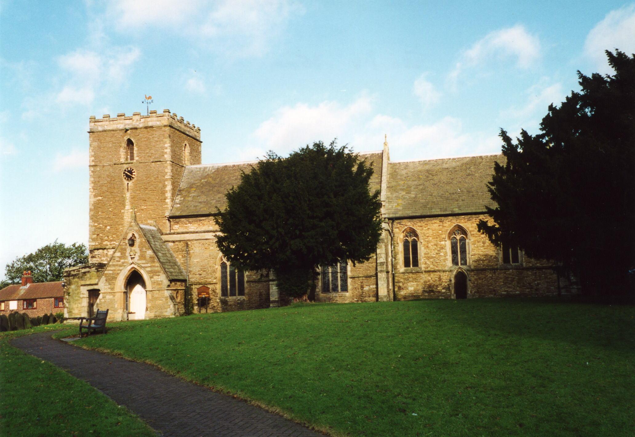 Burton Stather St. Andrew parish church