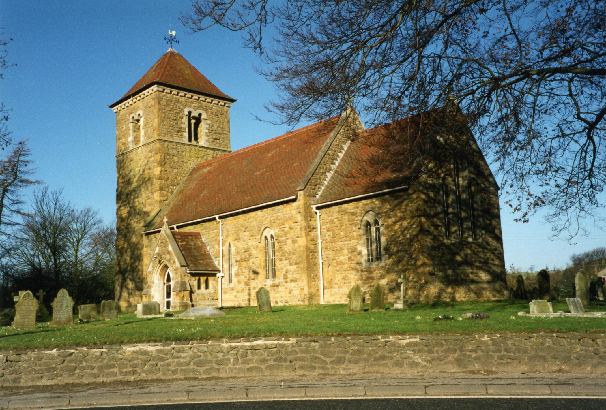 Cabourne St. Nicholas parish church