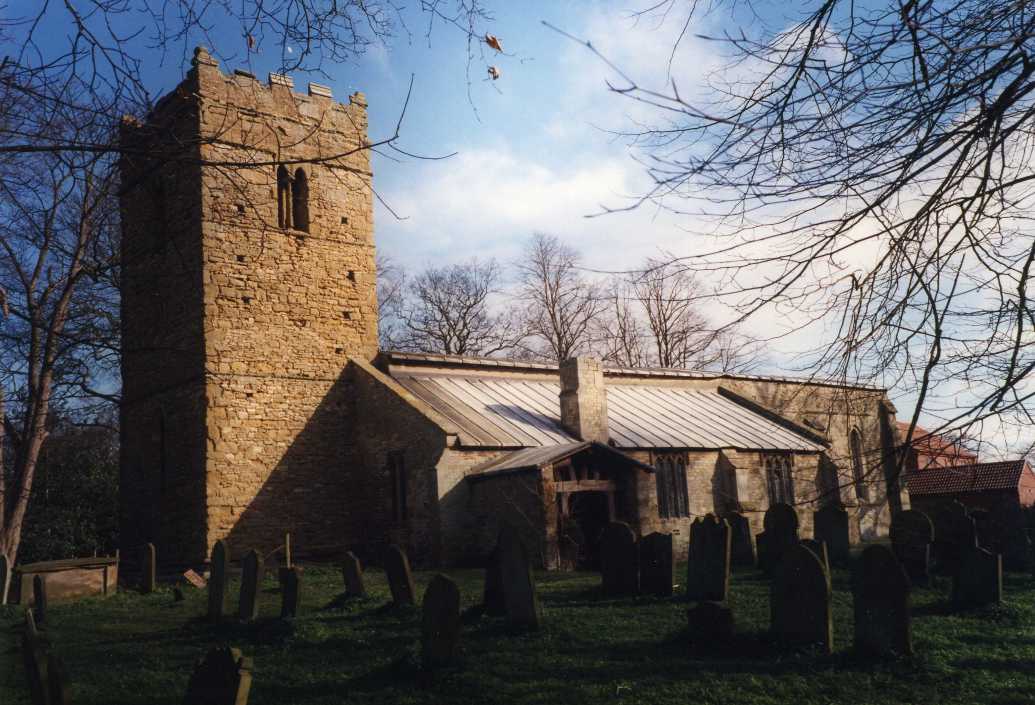 Cadney All Saints parish church