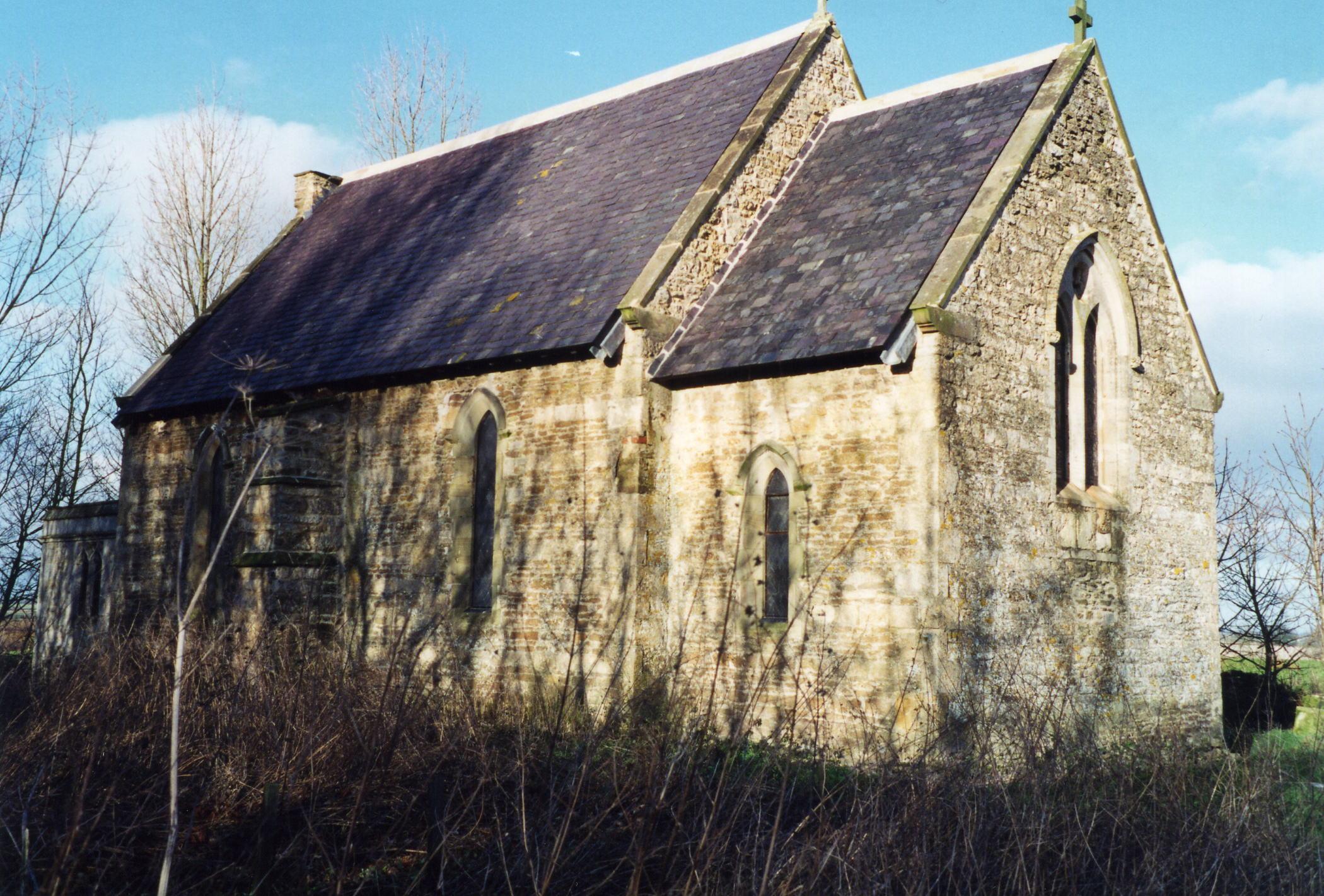 Caenby St. Nicholas parish church
