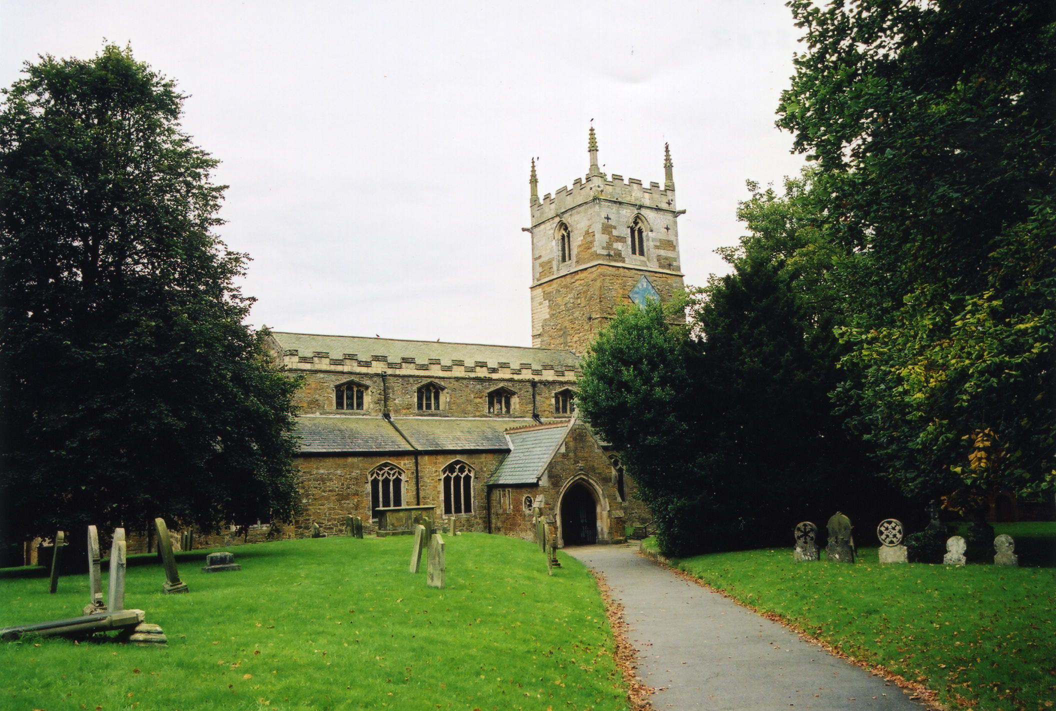 Caistor St. Peter and St. Paul Church