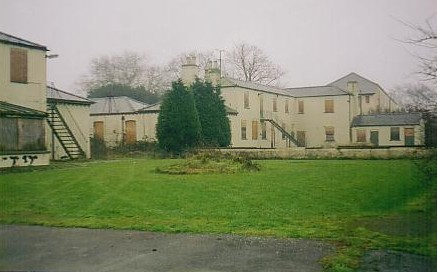 Caistor Workhouse buildings