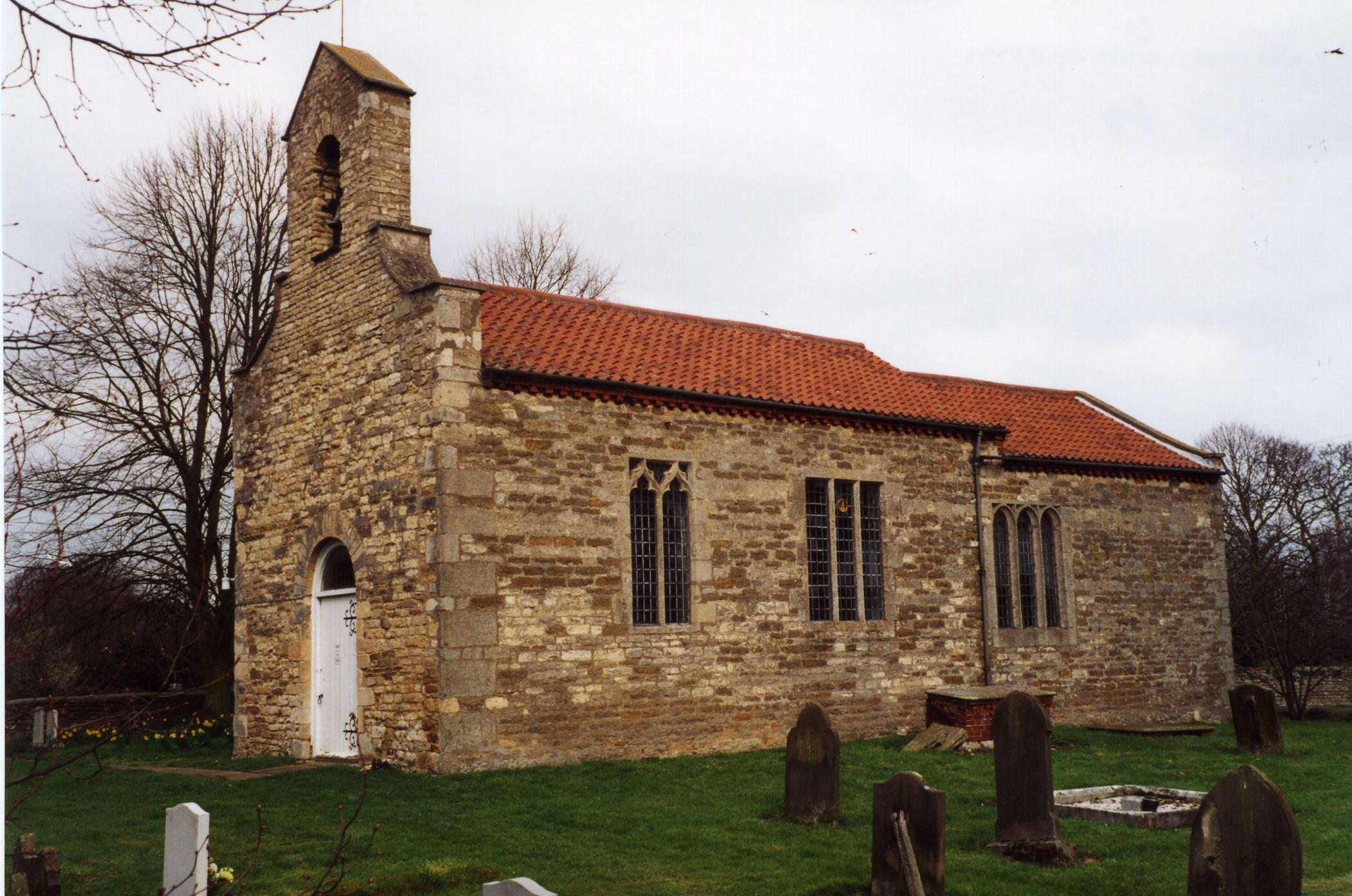 Cammeringhham St. Michael parish church