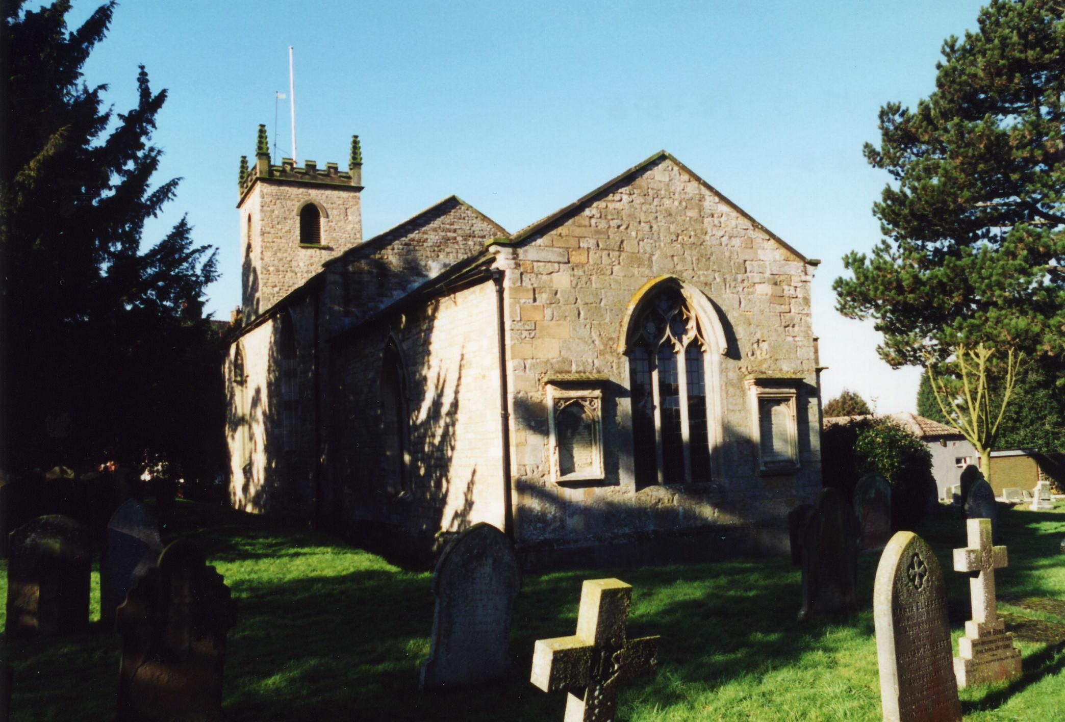 Canwick All Saints parish church