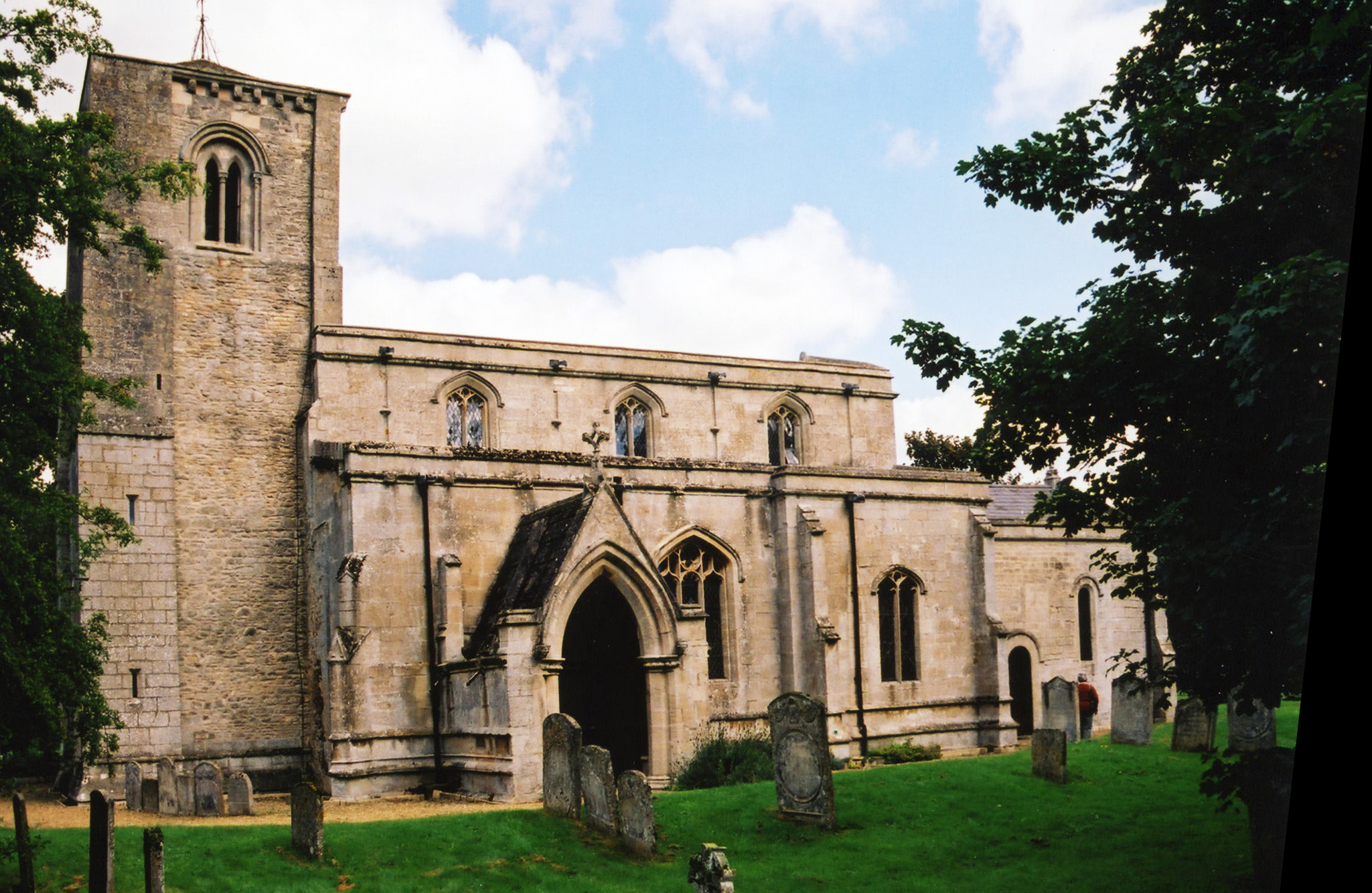 Careby St. Stephen