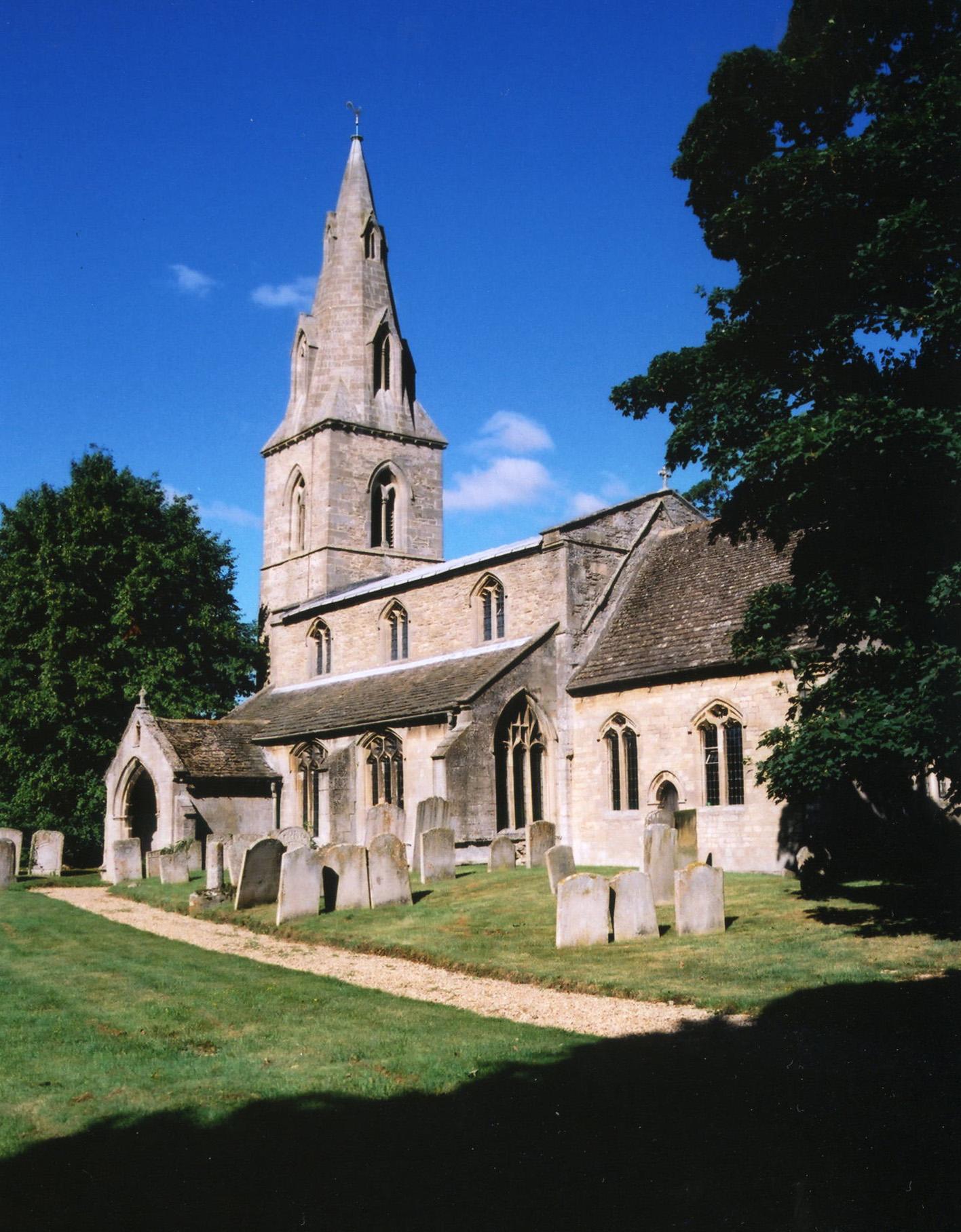 Carlby St. Stephen parish church