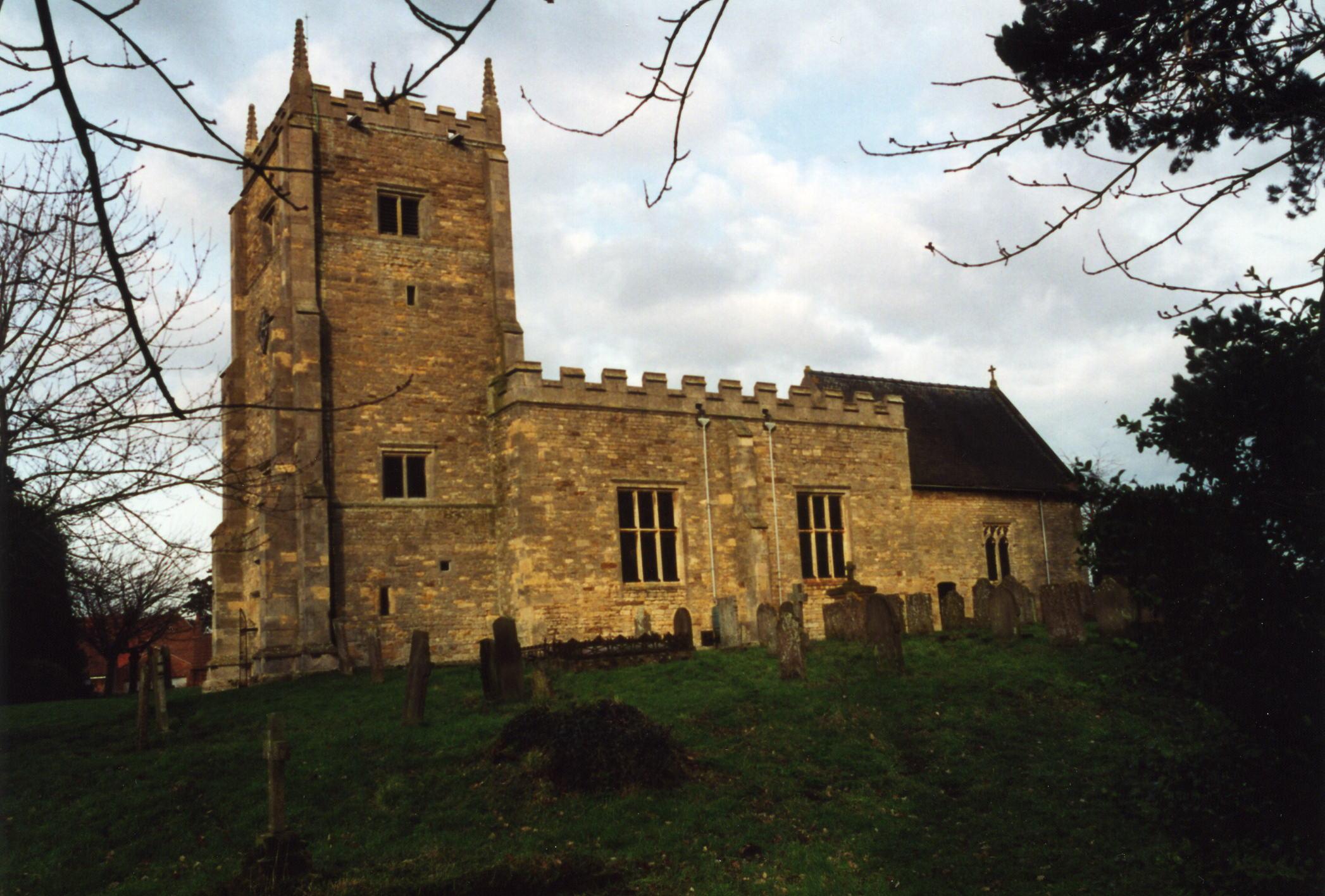 Carlton St. Mary parish church
