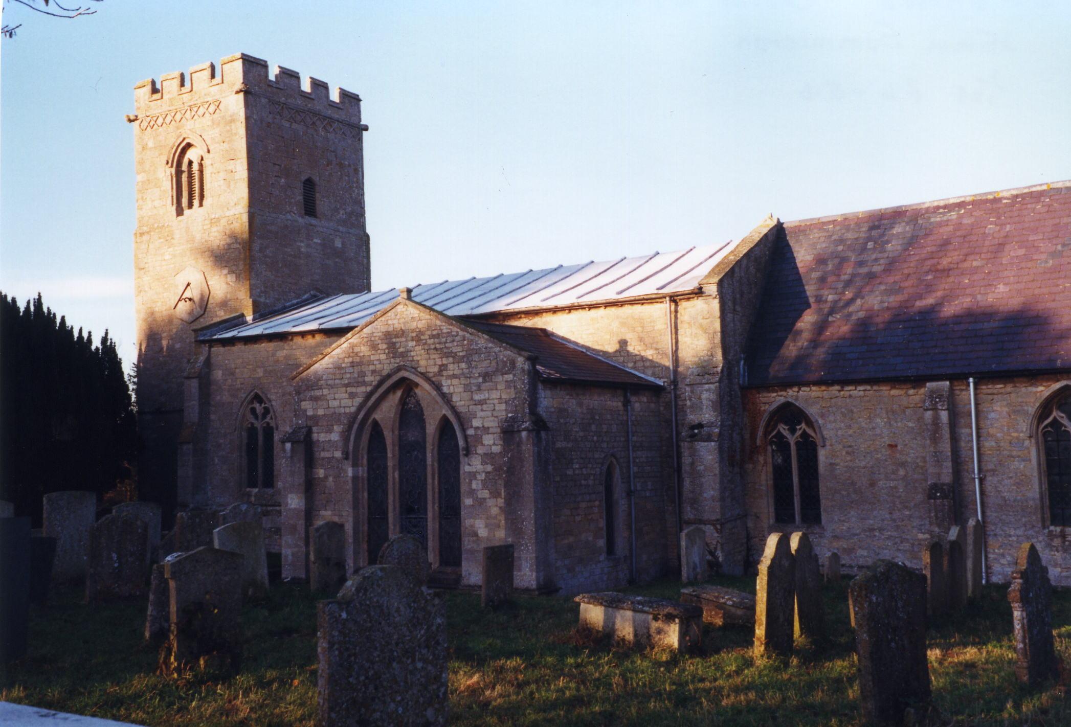 Castle Bytham St. James parish church