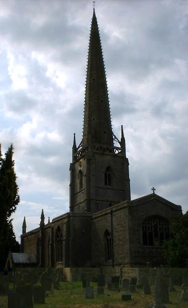 Caythorpe parish church