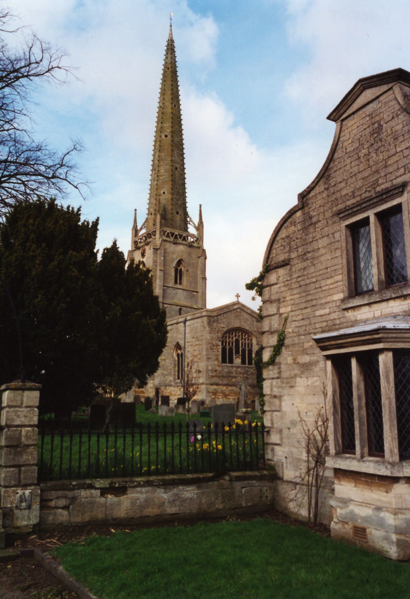 Caythorpe Saint Vincent