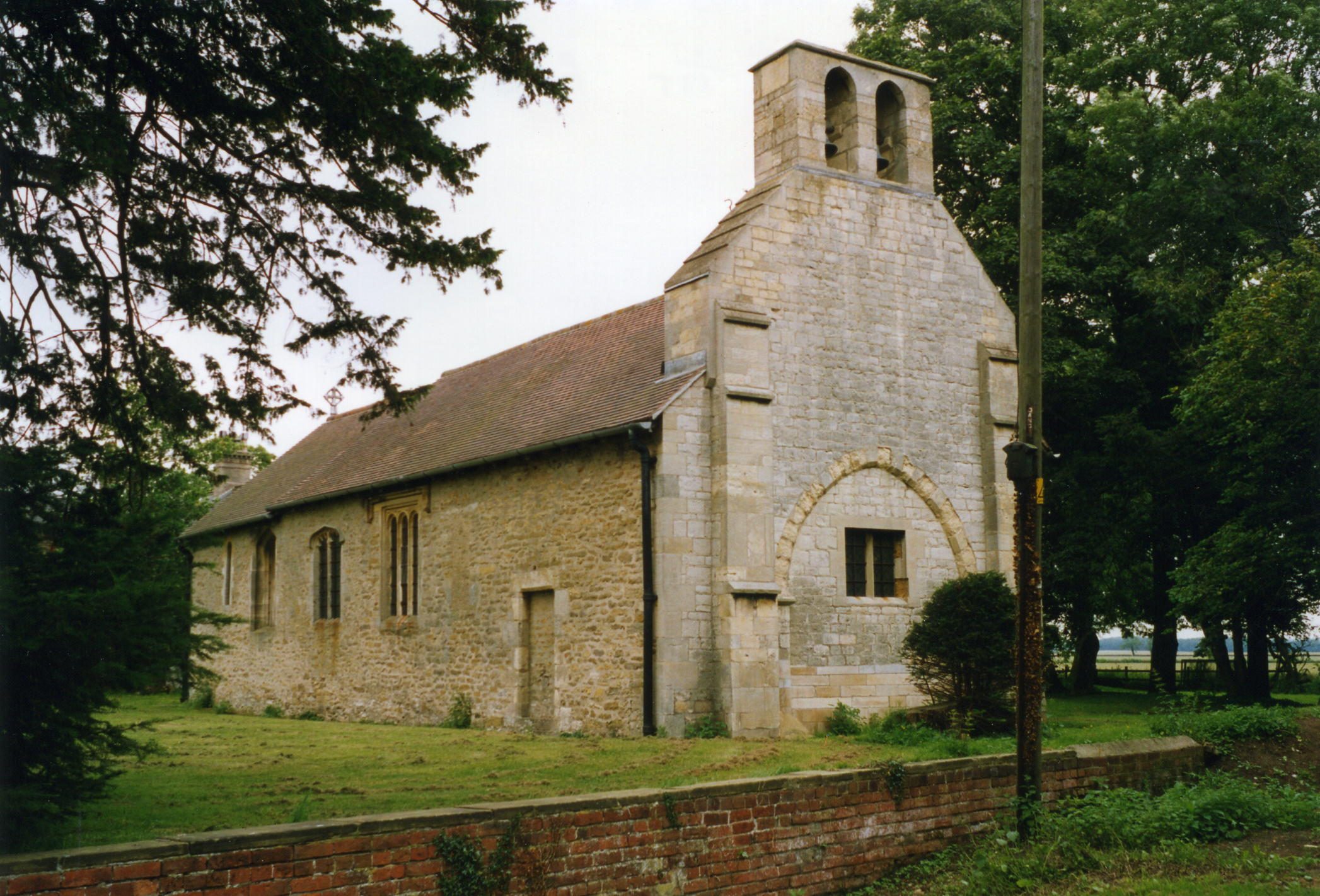 Coates Saint Edith parish church