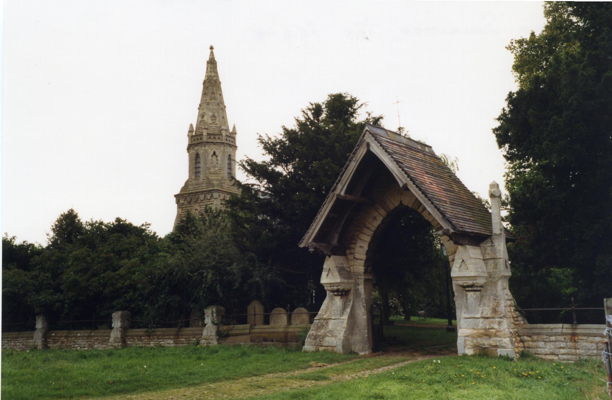 Cold Hanworth All Saints' dwelling house