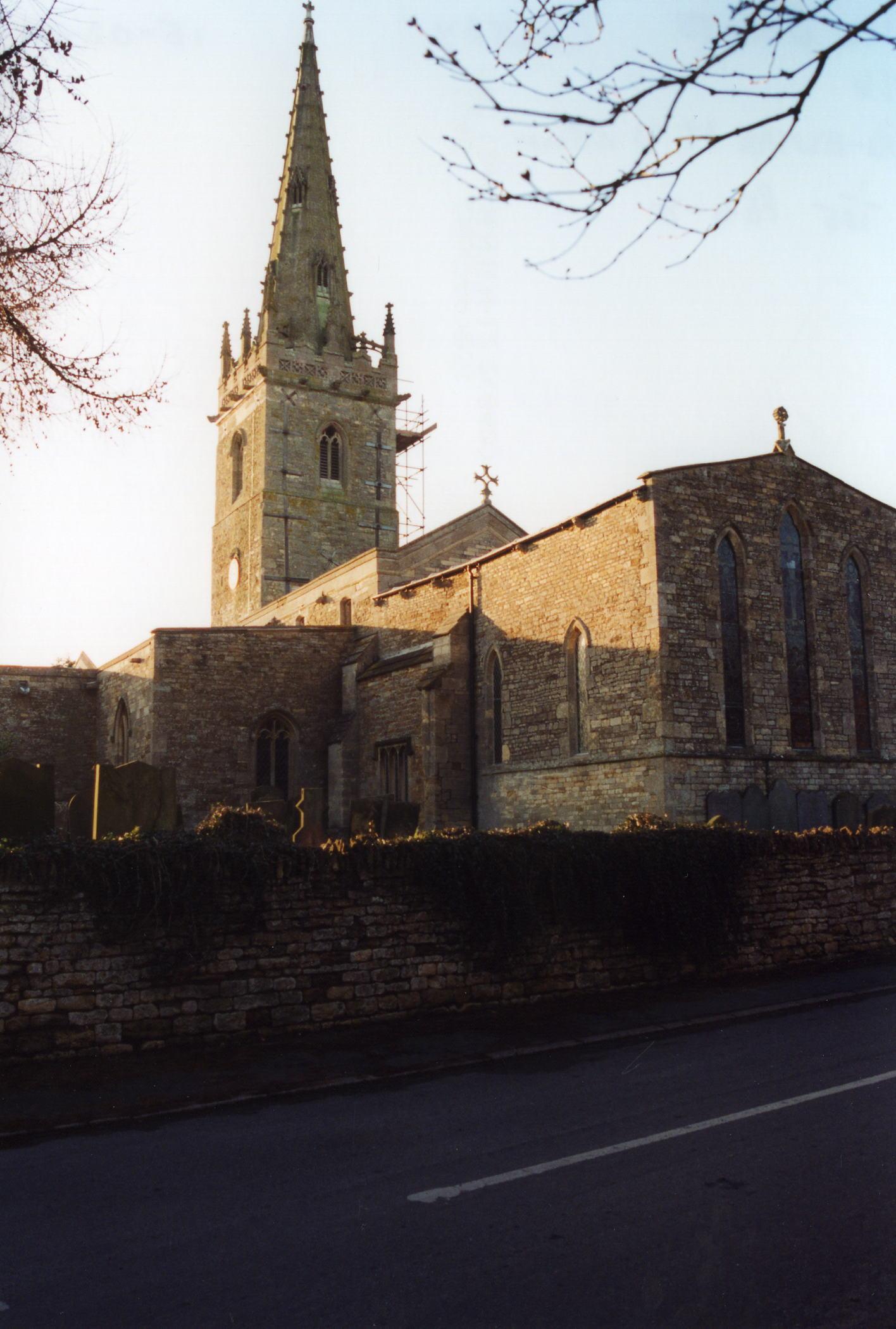 Coleby All Saints parish church