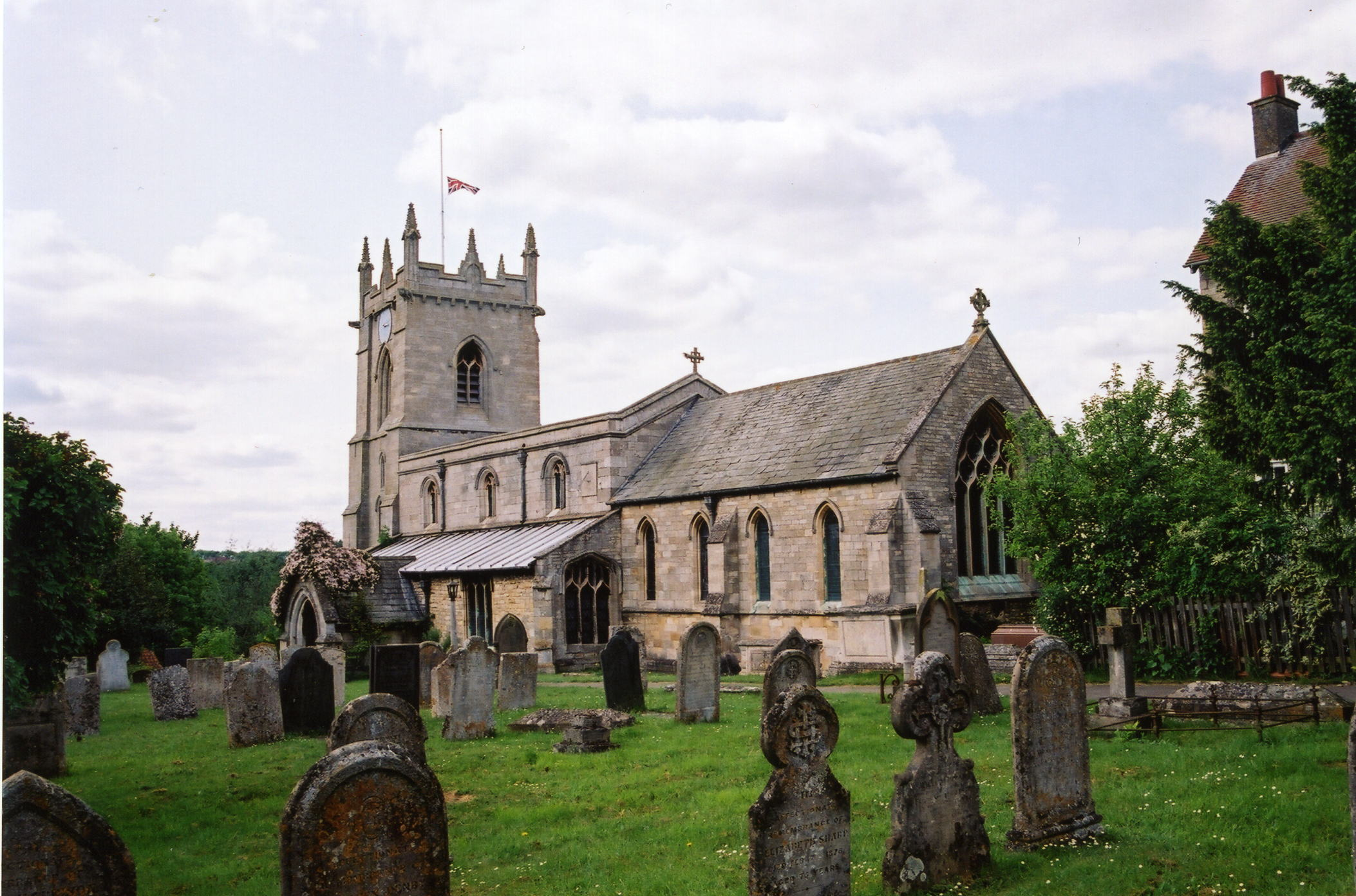 Colsterworth St. John the Baptist Church