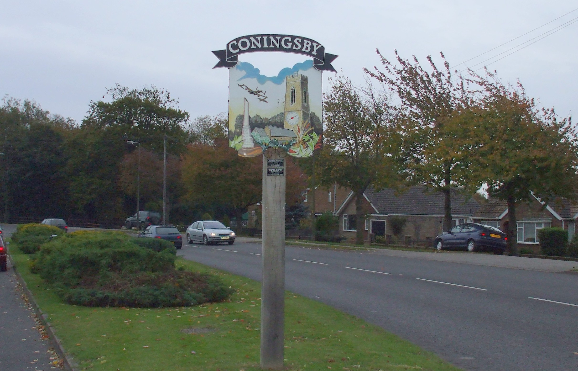 Coningsby Village Sign