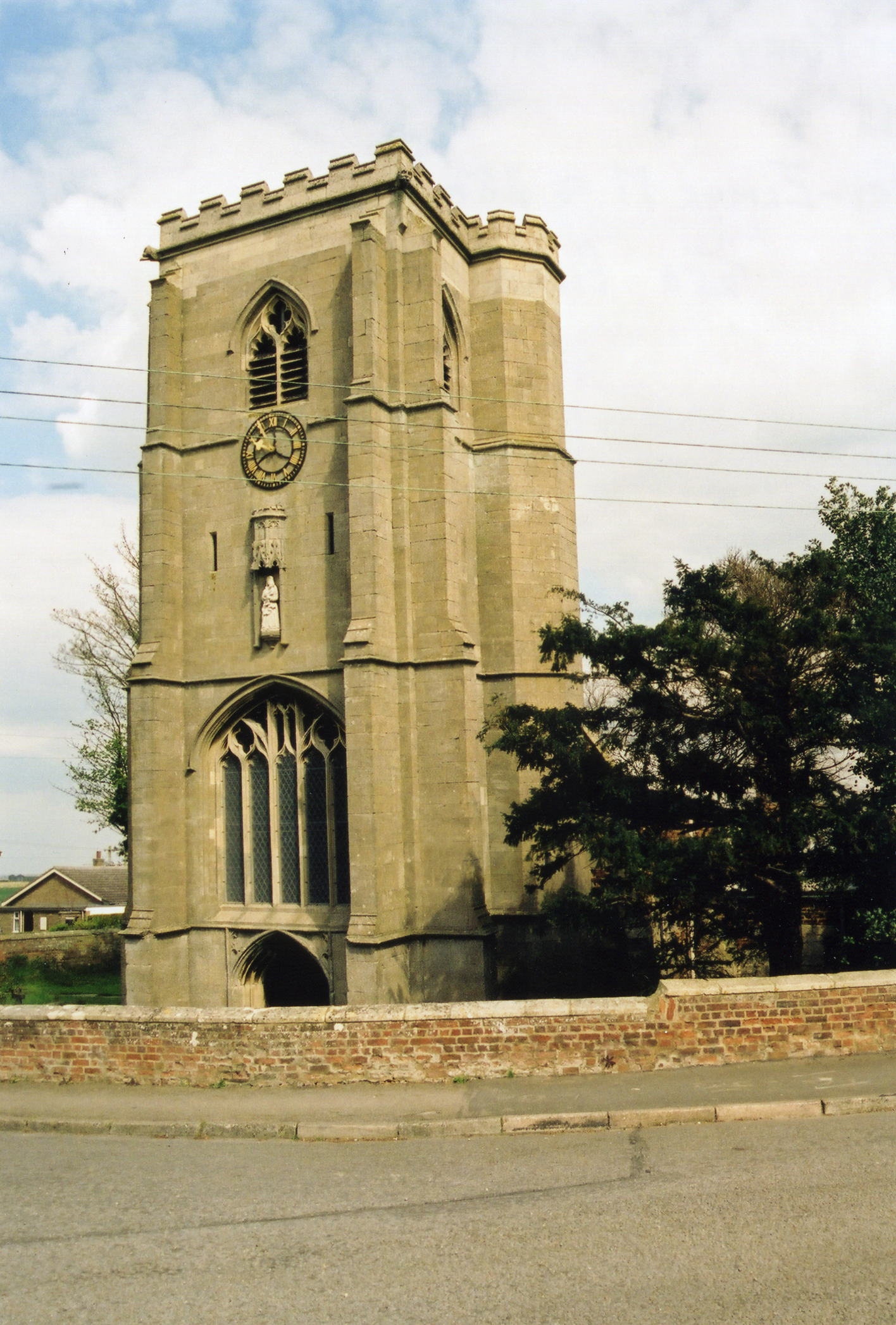 Cowbit St. Mary parish church