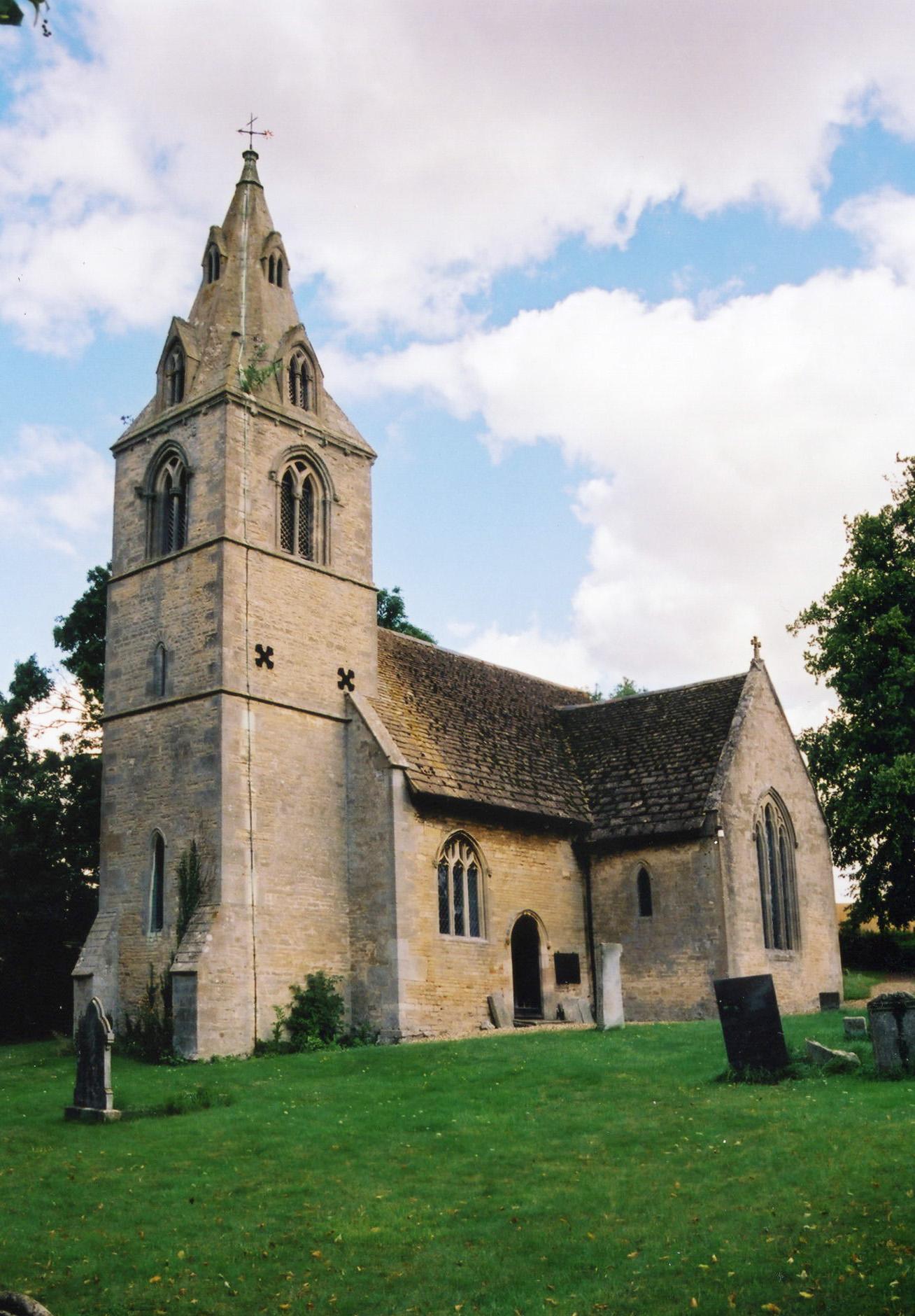 Creeton St. Peter Church