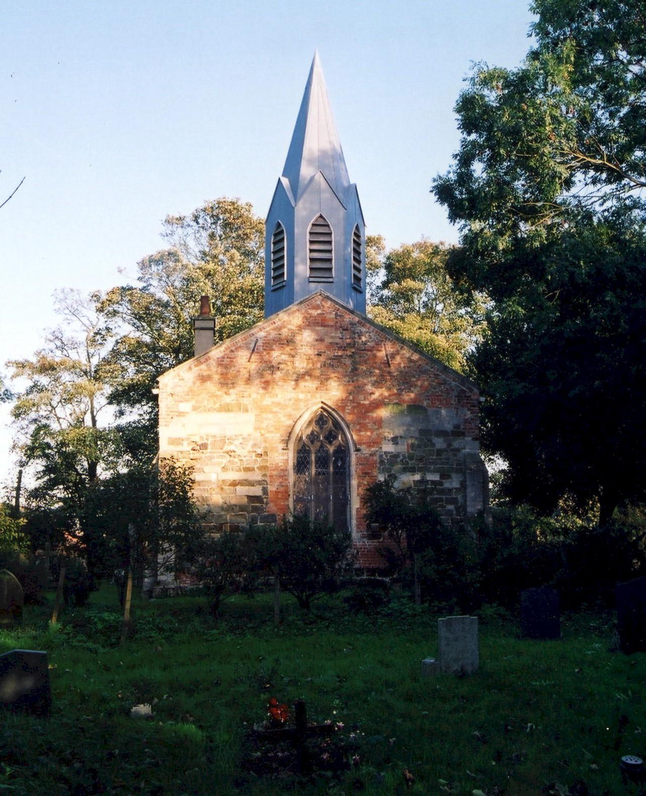 Cumberworth St. Helen parish church