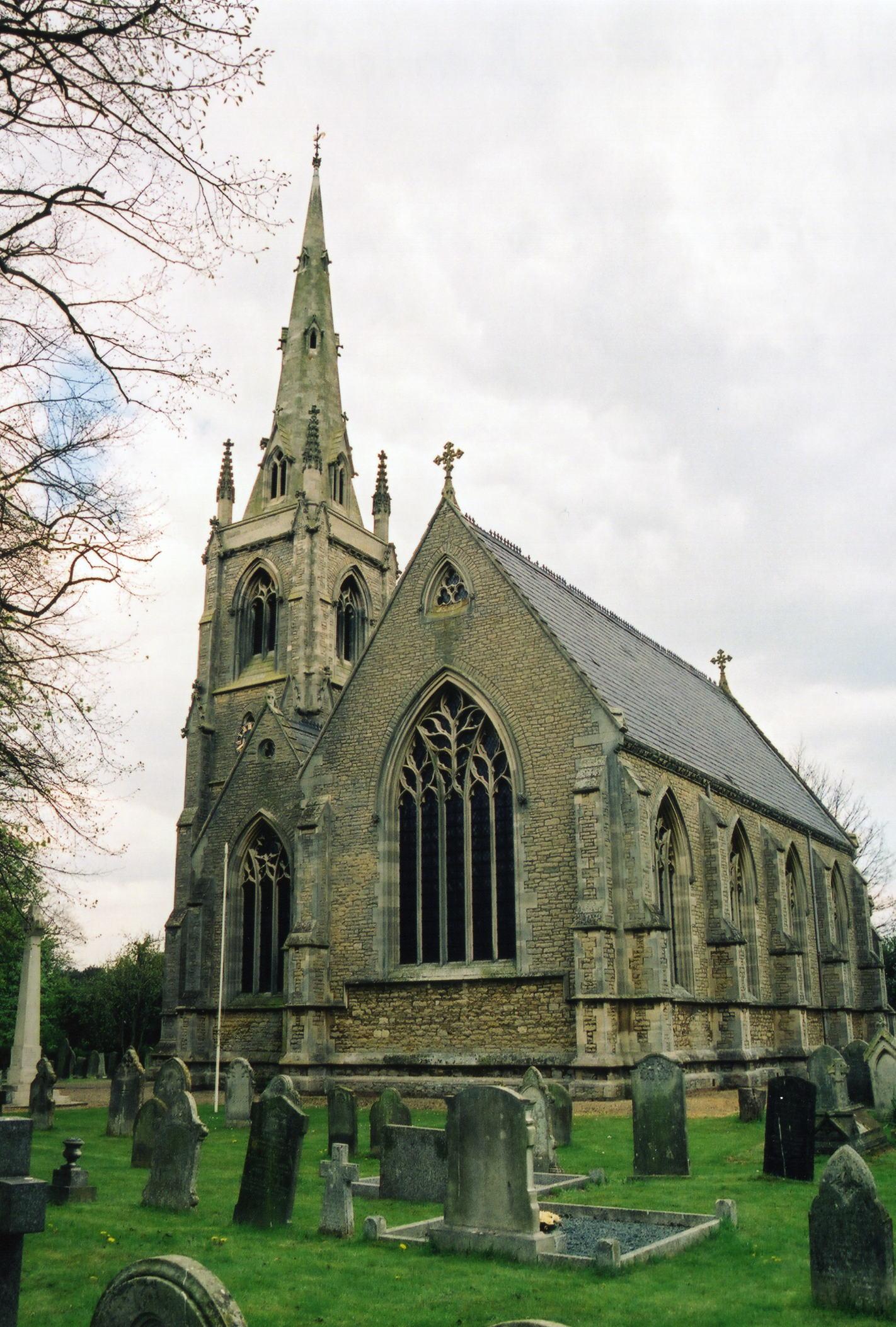 Deeping St. Nicholas Church
