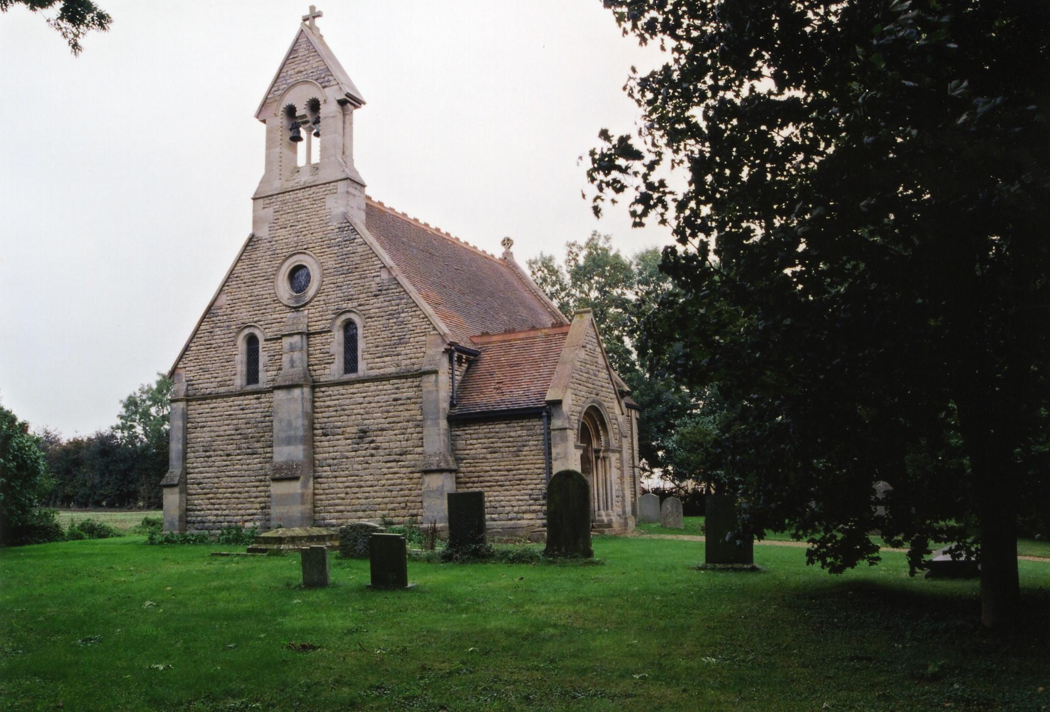Dembleby Saint Lucia Church