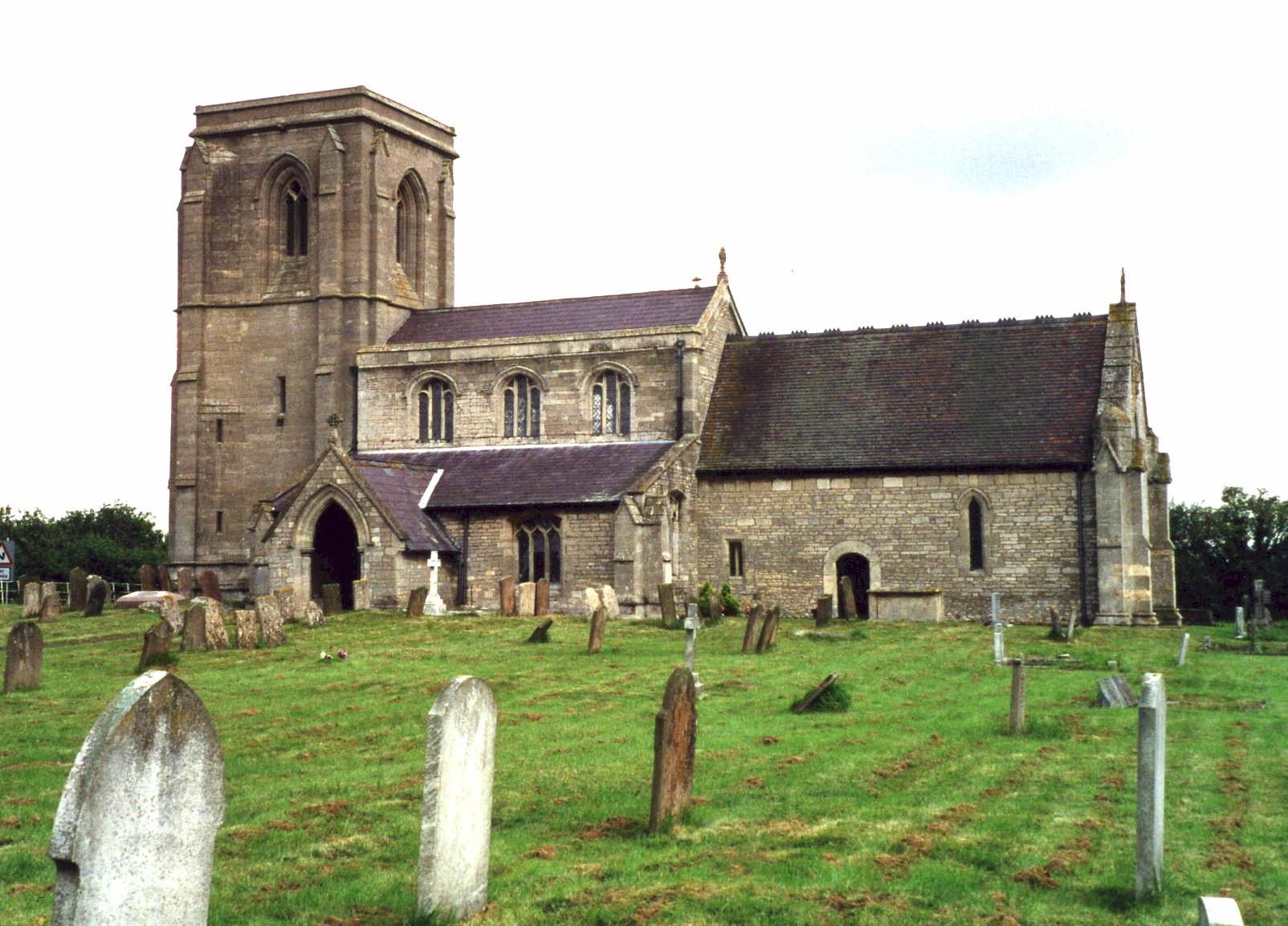 Saints James and John Church
